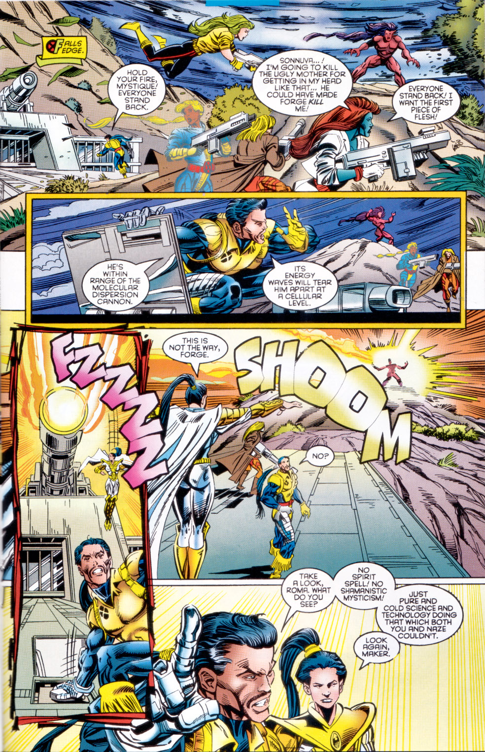 Read online X-Factor (1986) comic -  Issue #120 - 14
