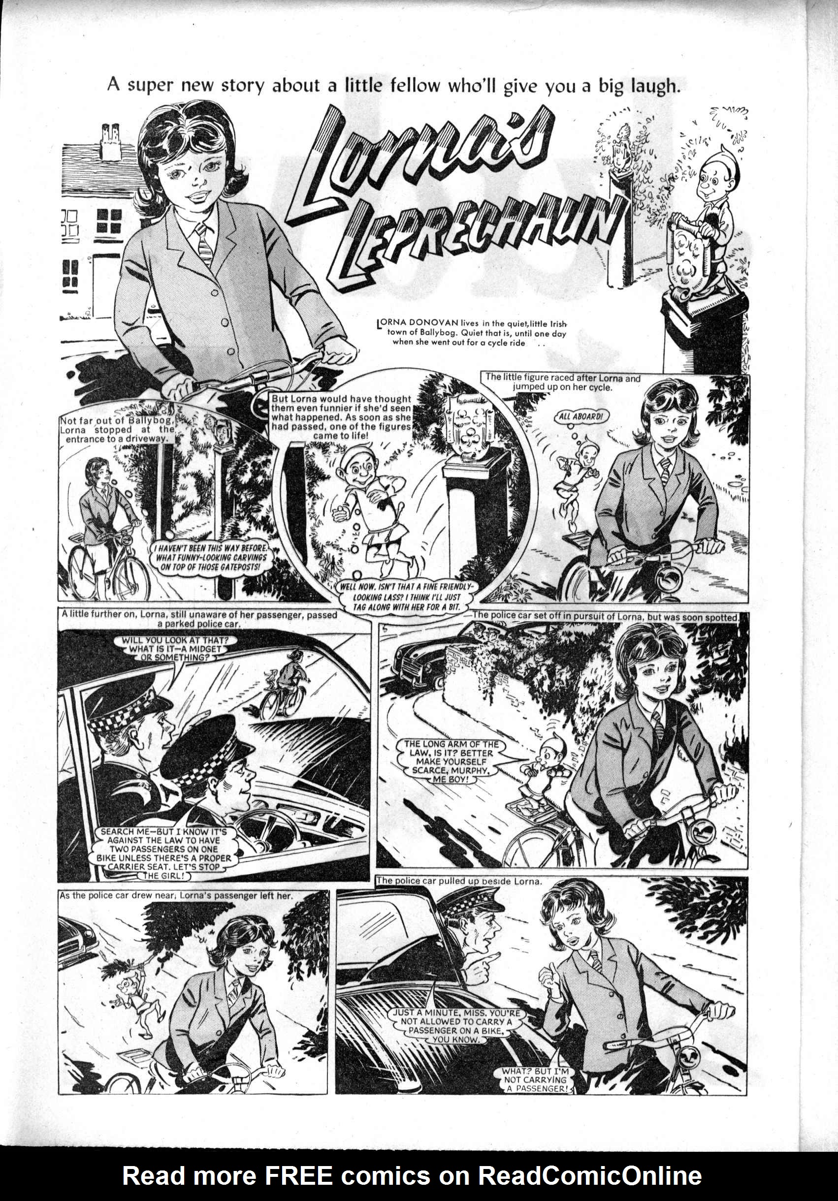 Read online Judy comic -  Issue #190 - 2