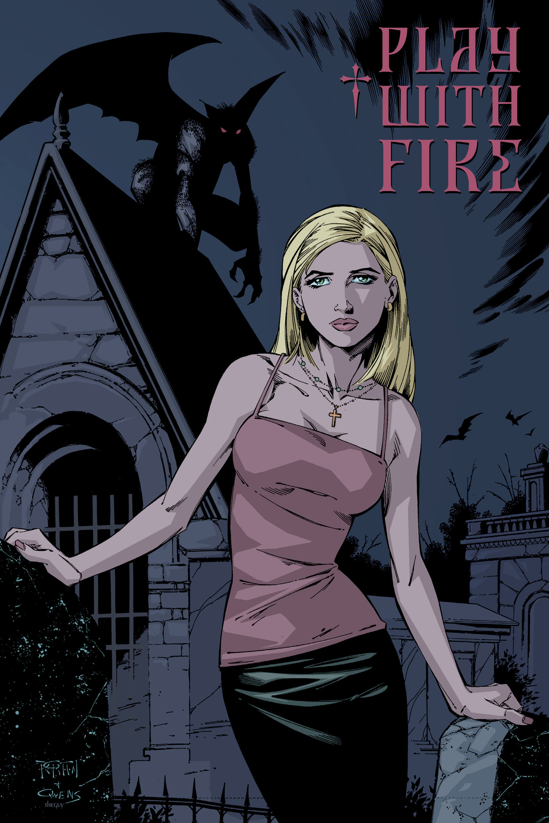 Read online Buffy the Vampire Slayer: Omnibus comic -  Issue # TPB 3 - 197
