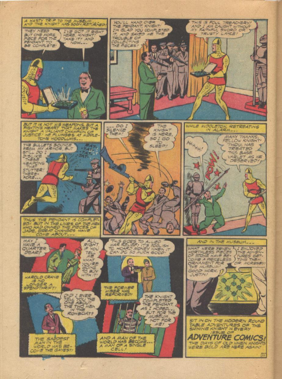 Read online Adventure Comics (1938) comic -  Issue #81 - 45