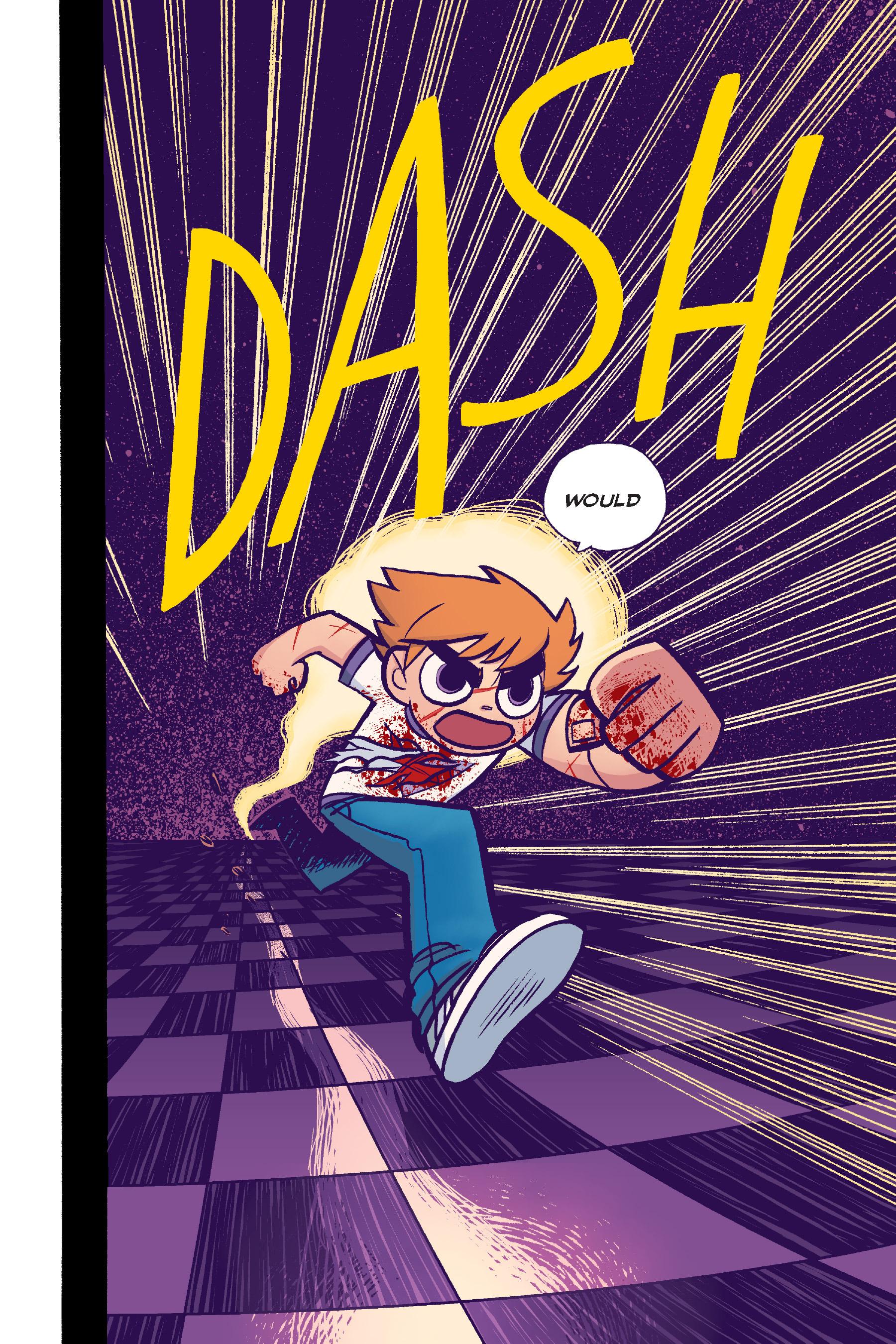 Read online Scott Pilgrim comic -  Issue #6 - 171