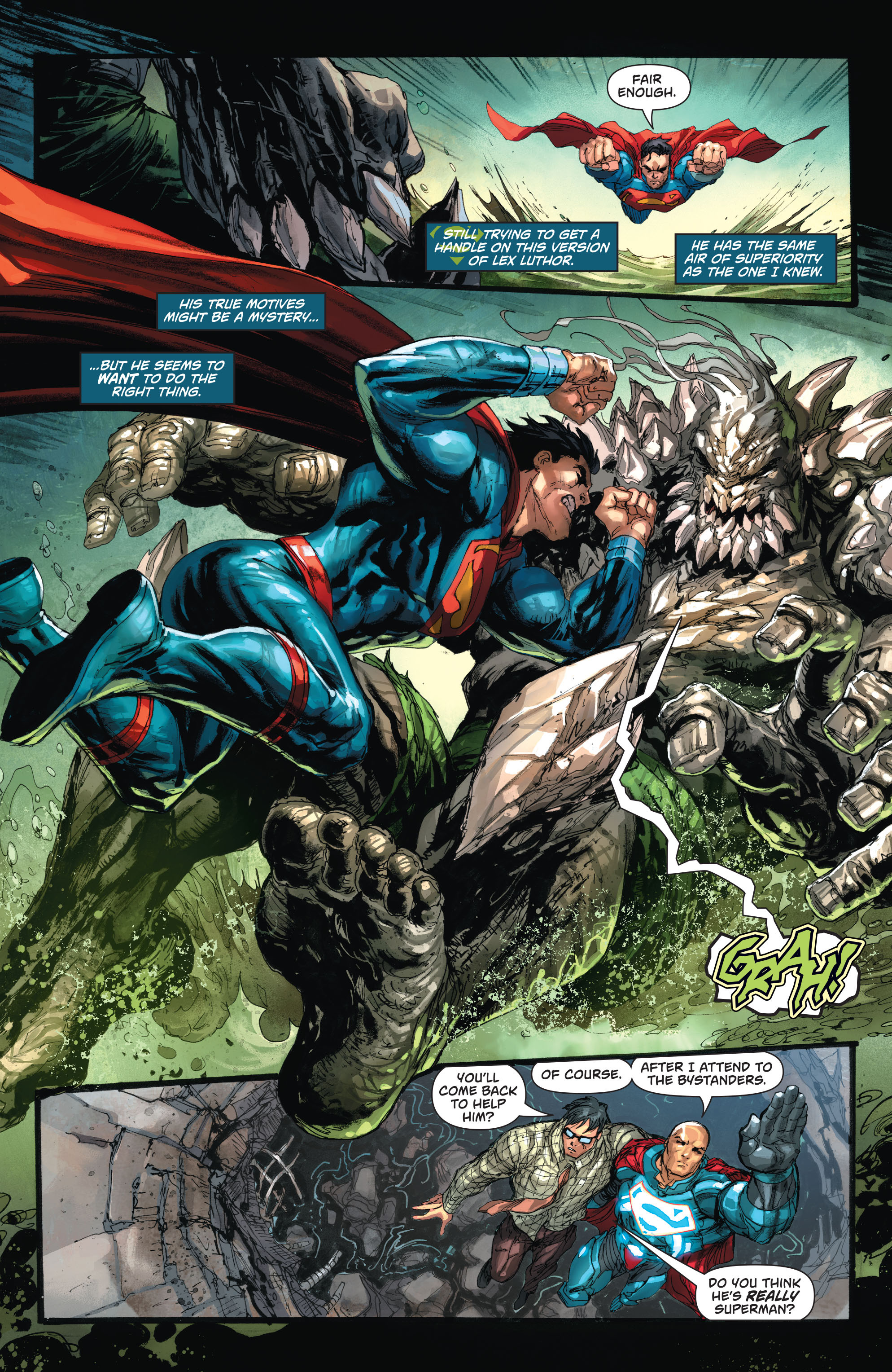 Read online Action Comics (2016) comic -  Issue #959 - 15