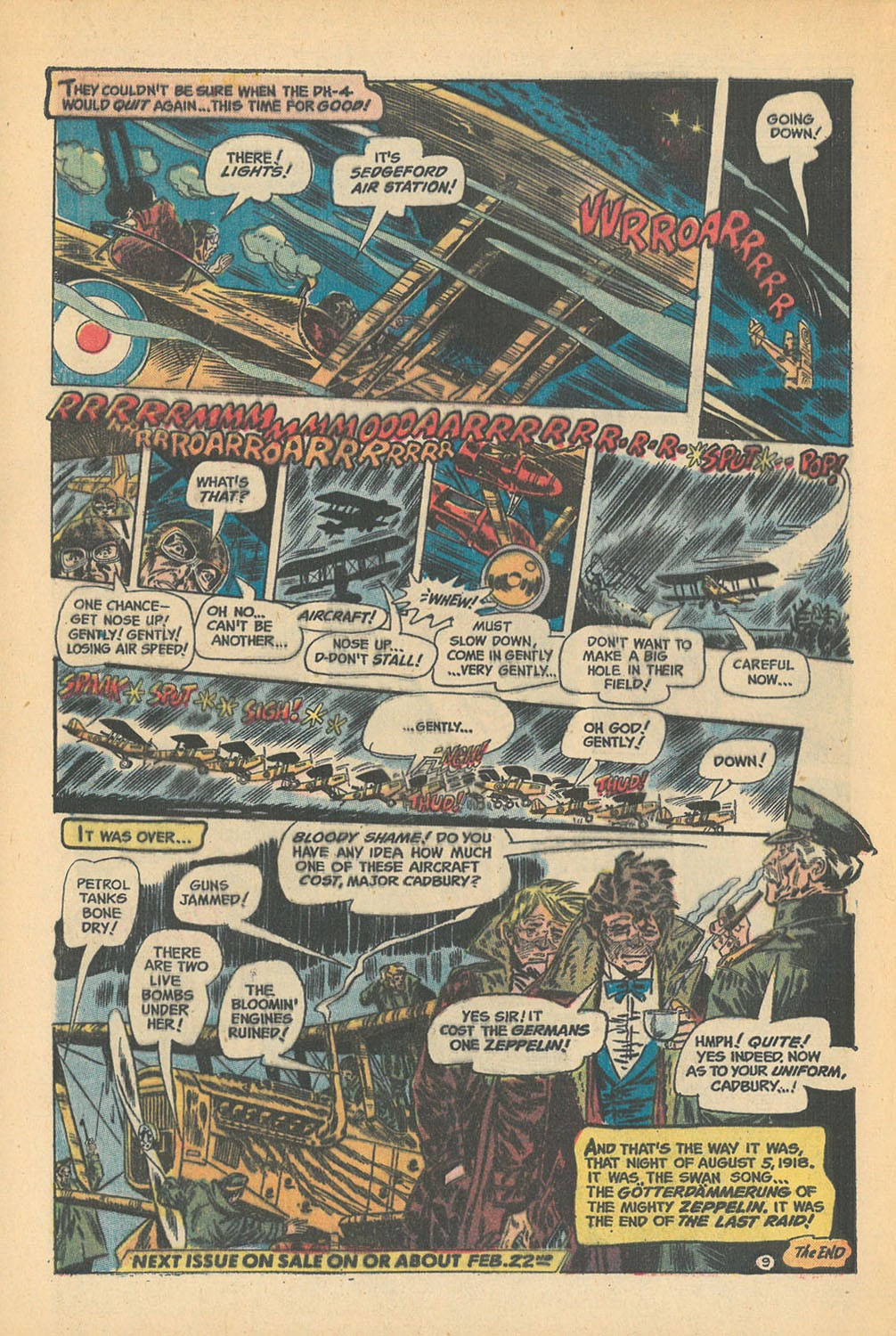 Read online Star Spangled War Stories (1952) comic -  Issue #168 - 31