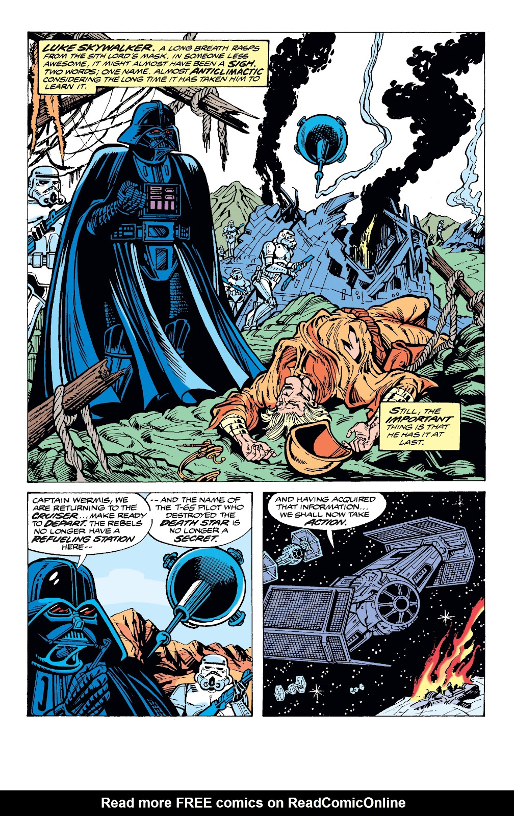 Read online Star Wars Legends: The Original Marvel Years - Epic Collection comic -  Issue # TPB 2 (Part 3) - 41