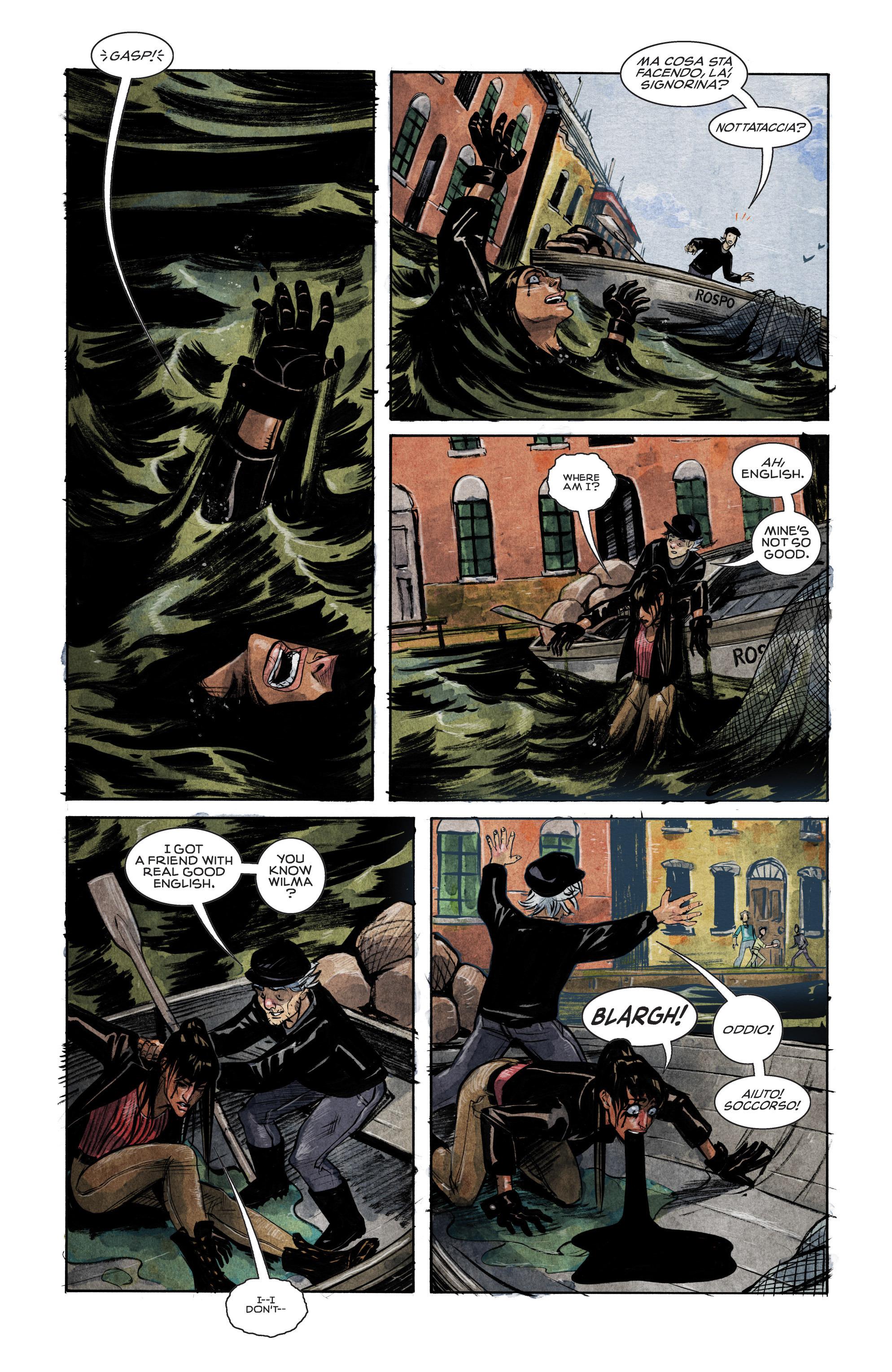 Read online Shutter comic -  Issue #12 - 23