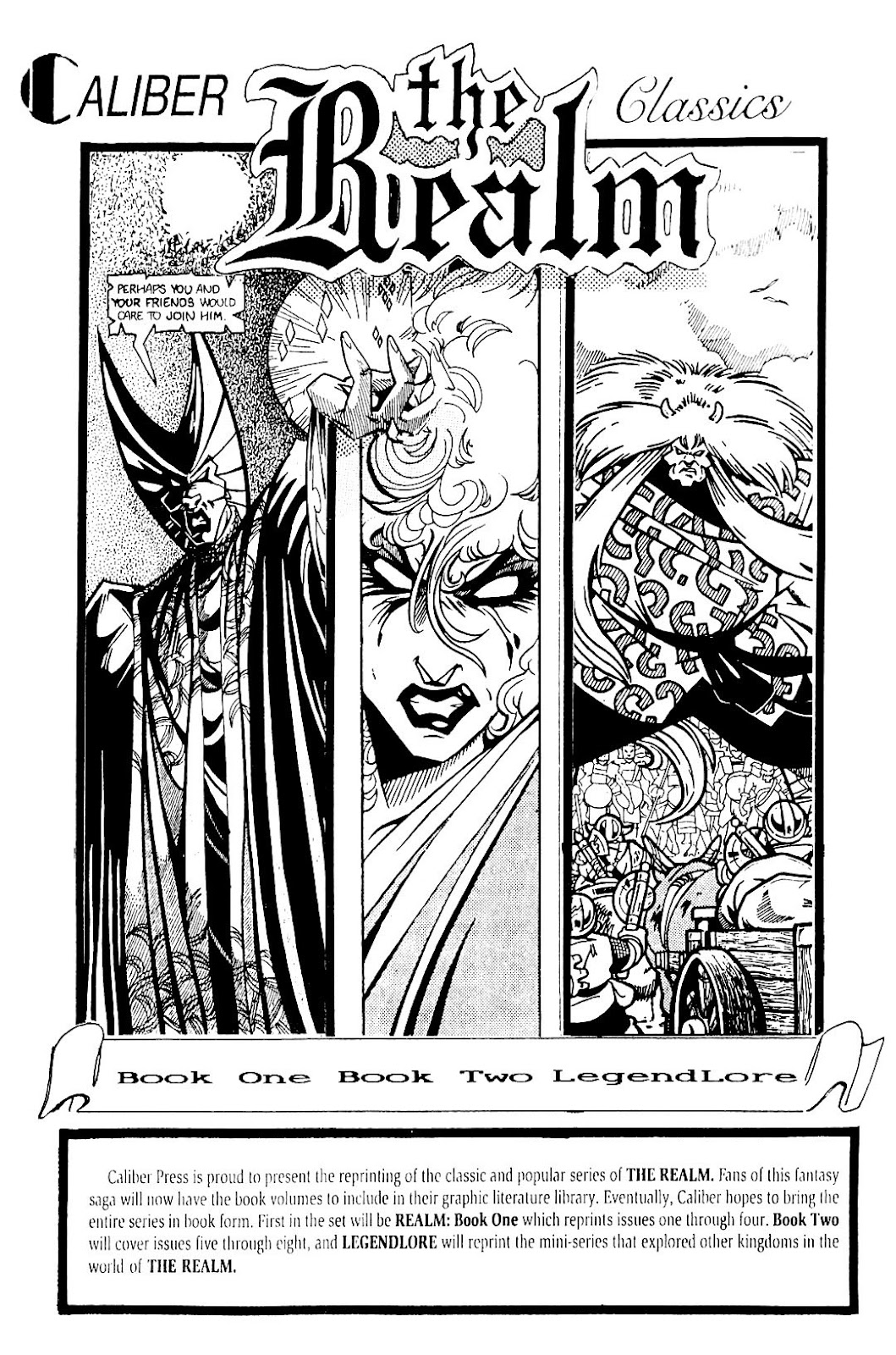 The Realm (1986) issue 18 - Page 35