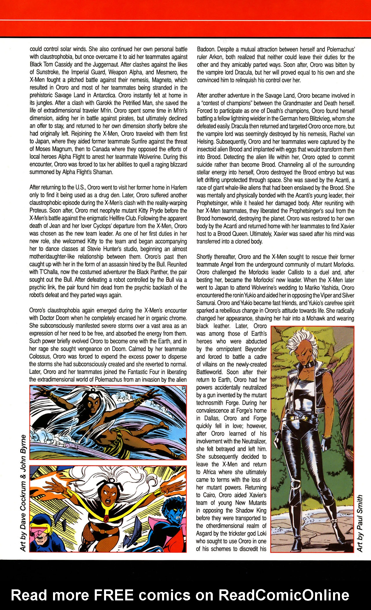 Read online All-New Official Handbook of the Marvel Universe A to Z: Update comic -  Issue #1 - 55