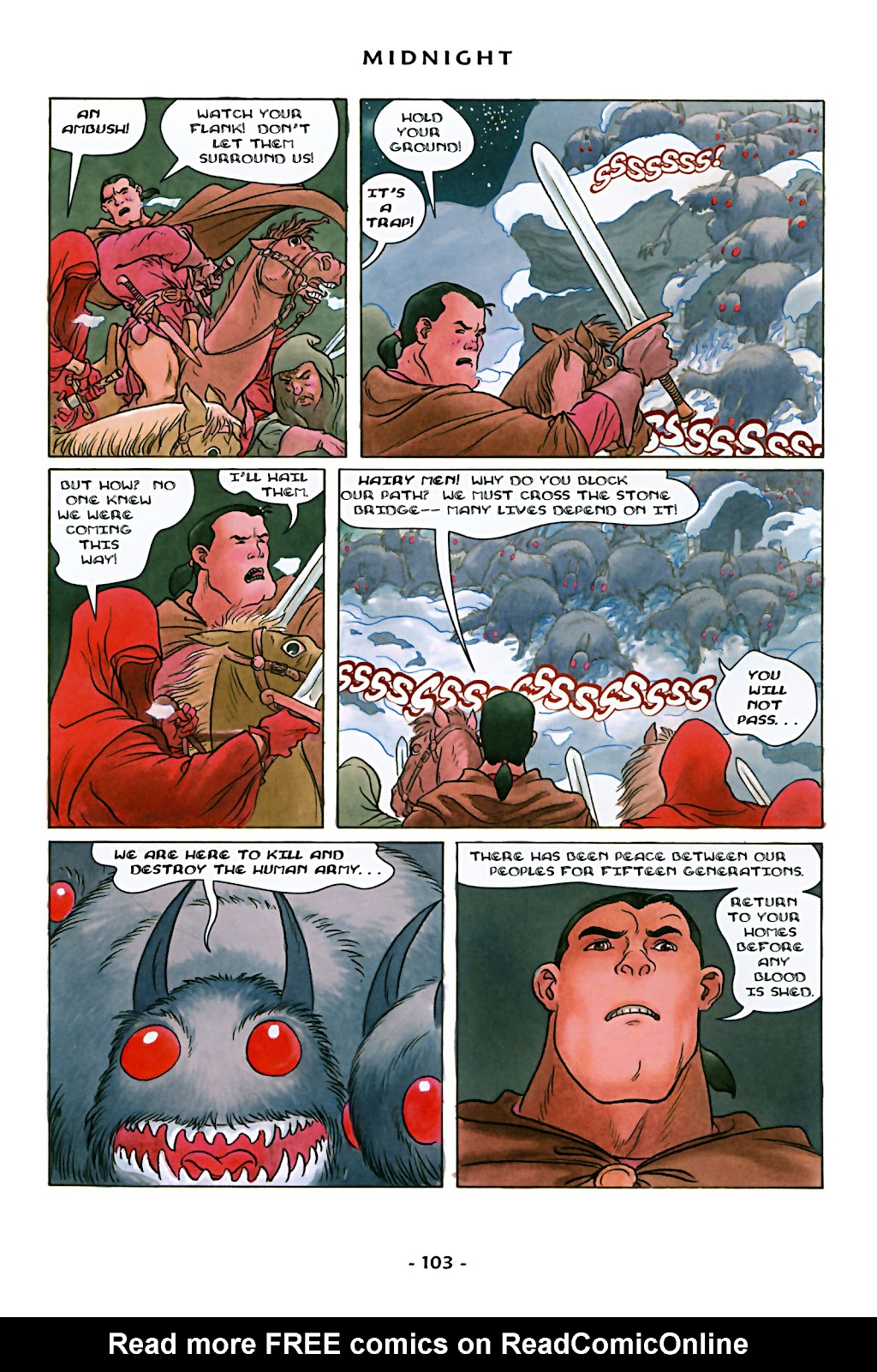Read online Rose (2000) comic -  Issue # TPB - 108