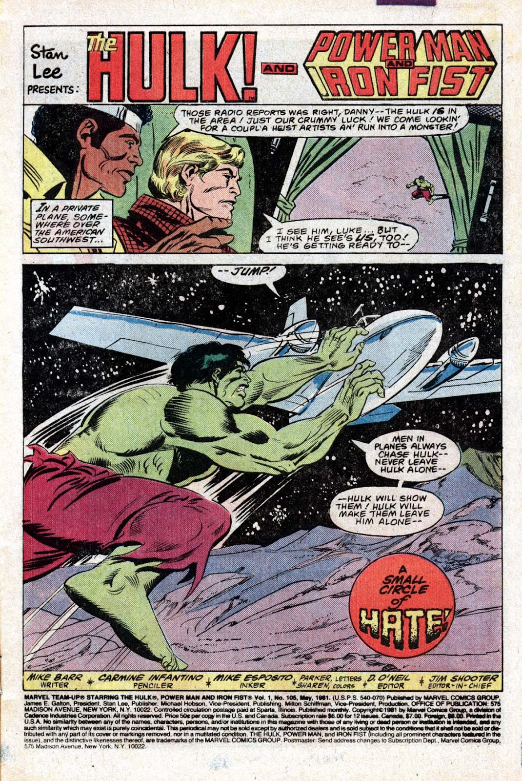 Marvel Team-Up (1972) 105 Page 2