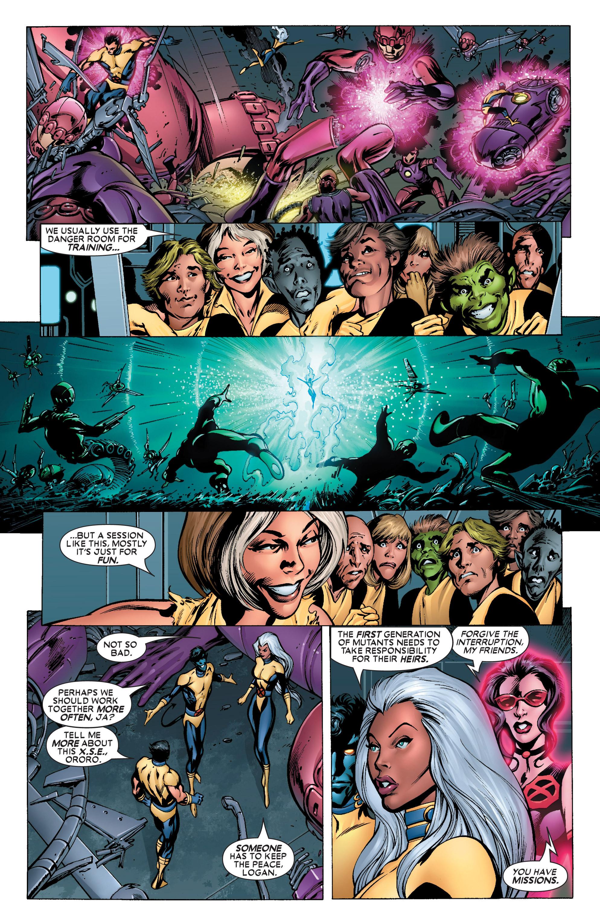 Read online Uncanny X-Men (1963) comic -  Issue #444 - 14