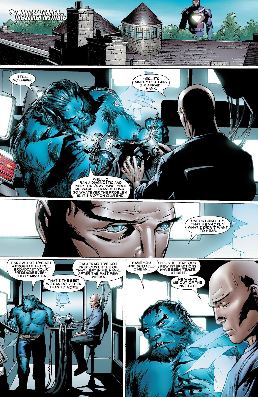 Uncanny X-Men (1963) issue 475 - Page 5