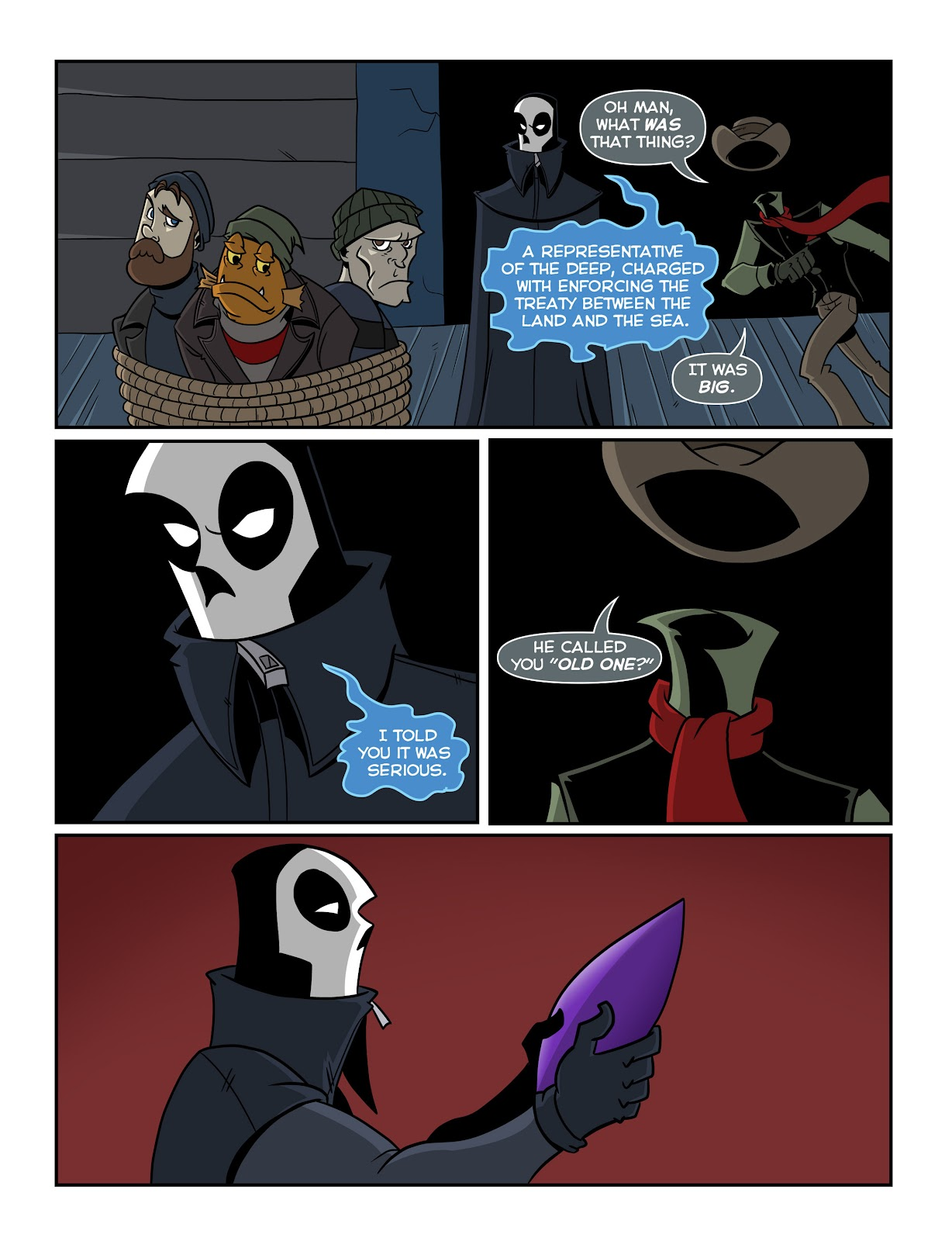 Read online The Haunter comic -  Issue #2 - 16