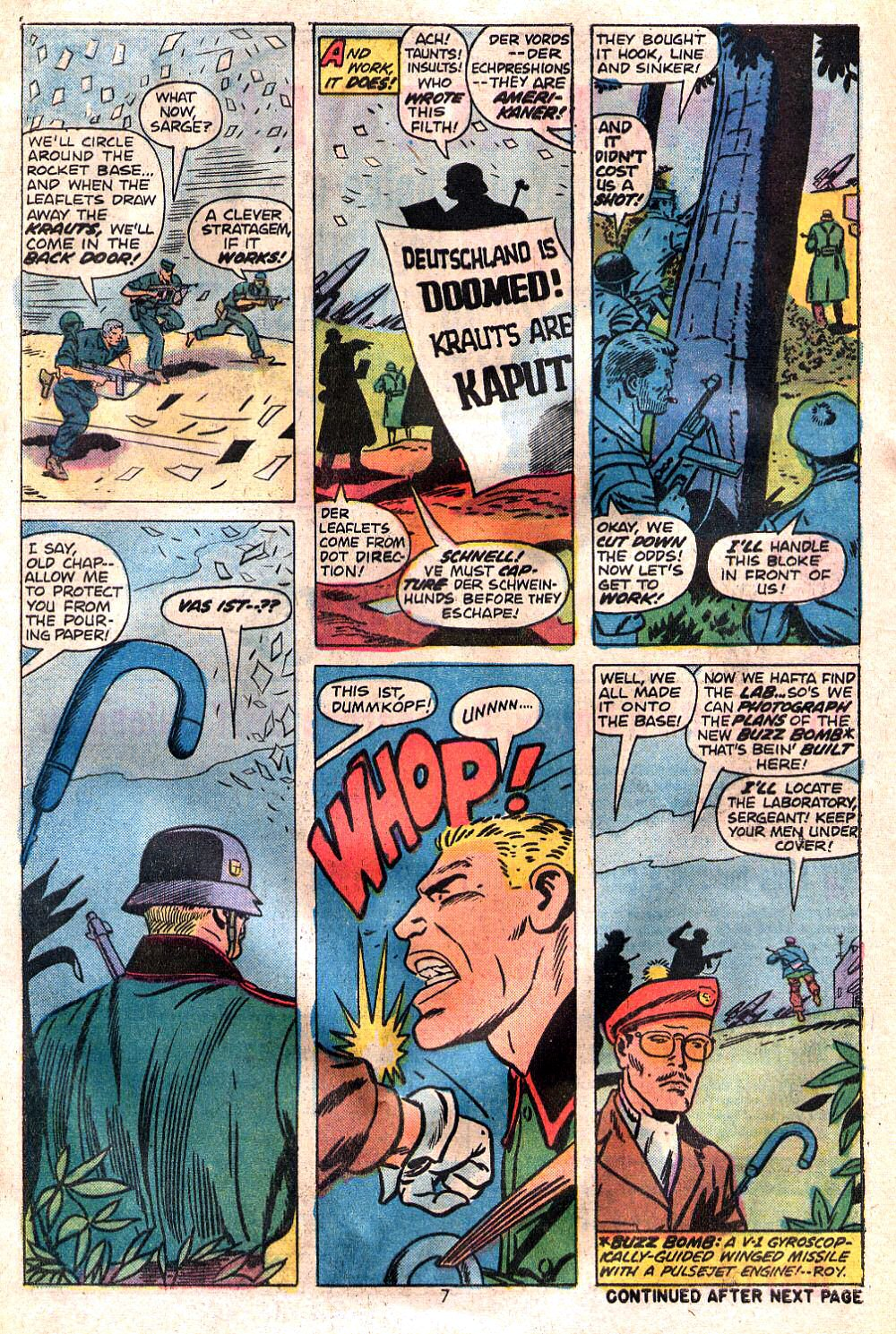 Read online Sgt. Fury comic -  Issue #120 - 9