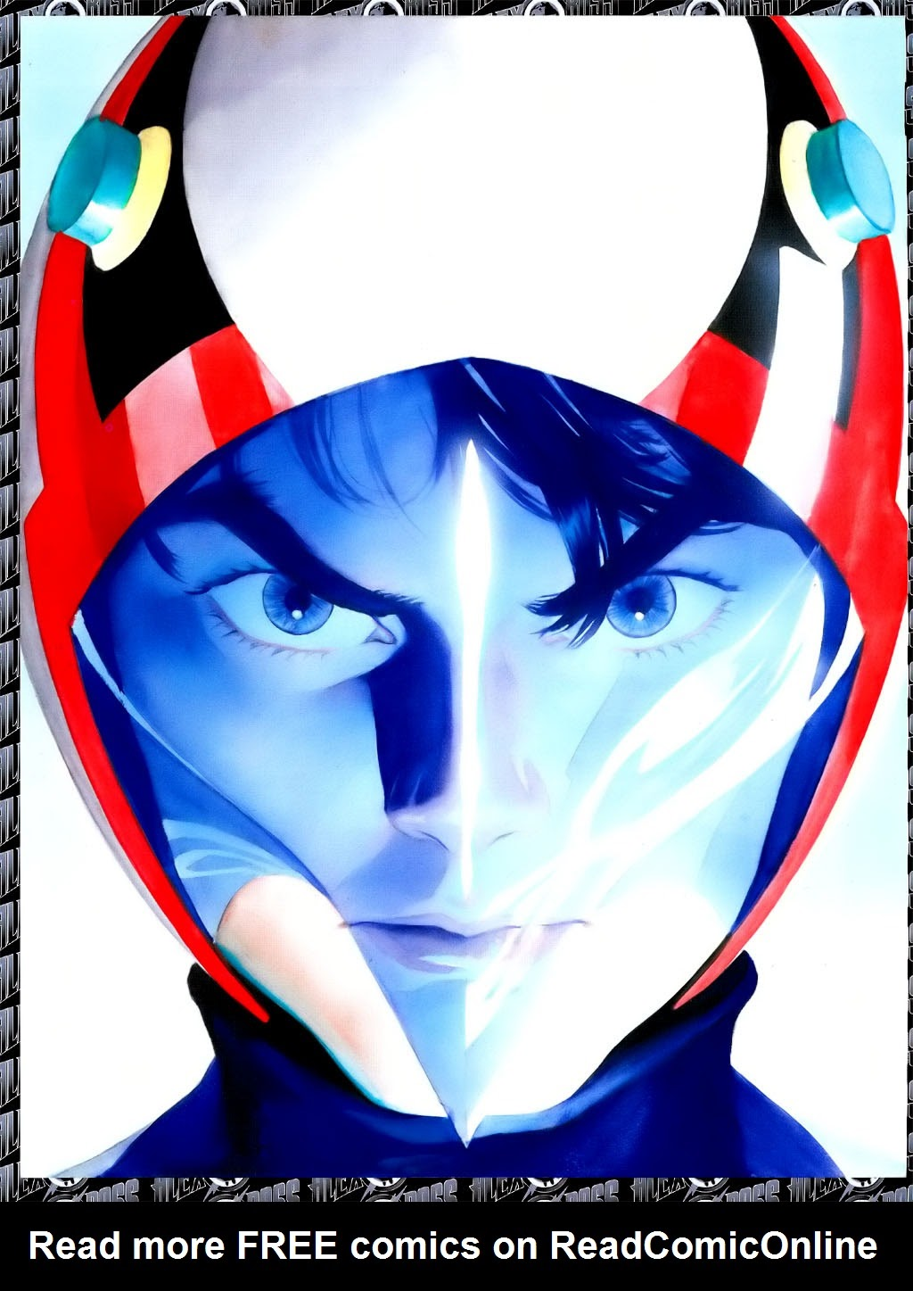 Read online Alex Ross: Battle of the Planets Artbook comic -  Issue # Full - 11