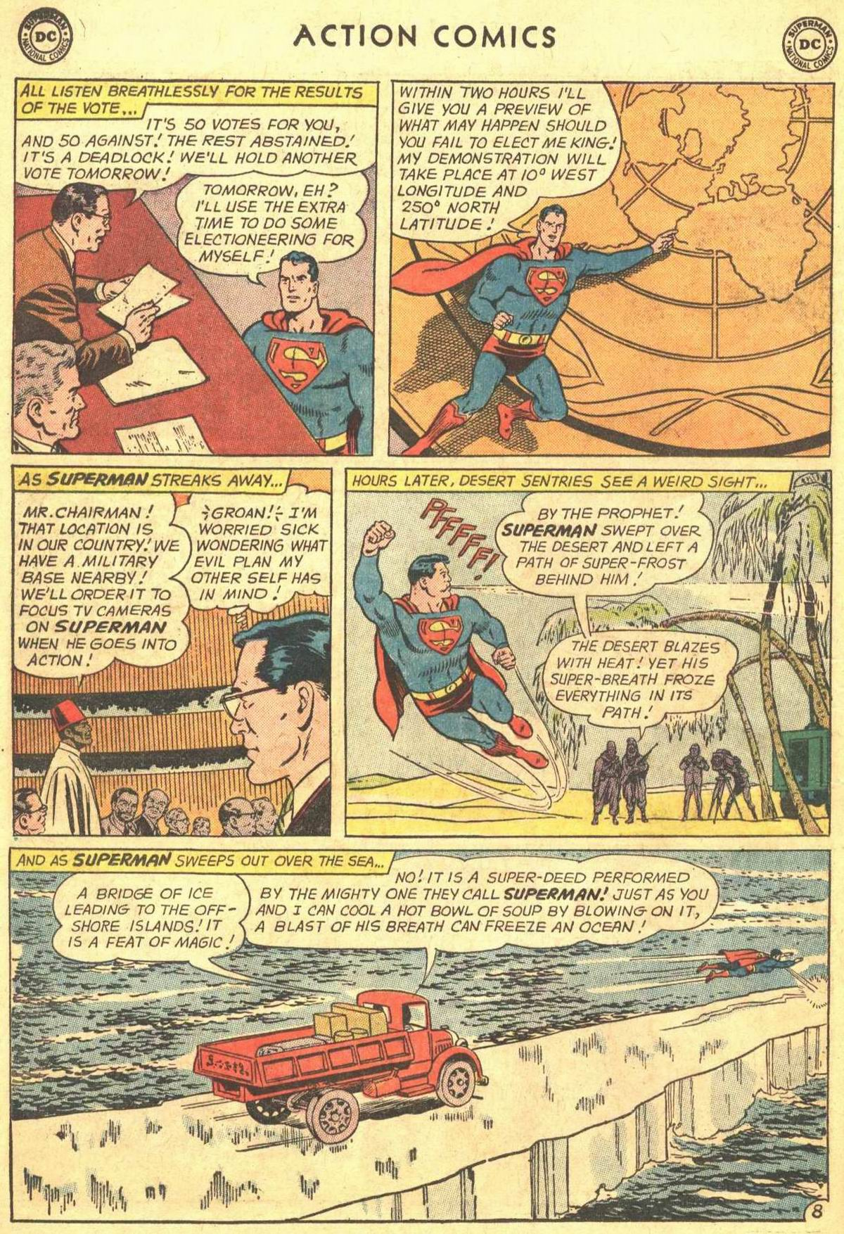 Action Comics (1938) 311 Page 9