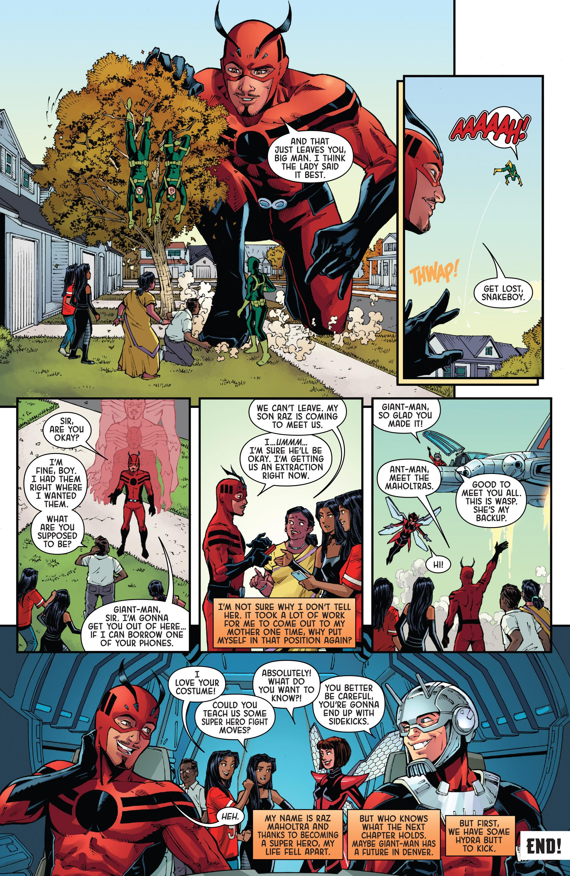Read online Secret Empire: Brave New World comic -  Issue #1 - 17