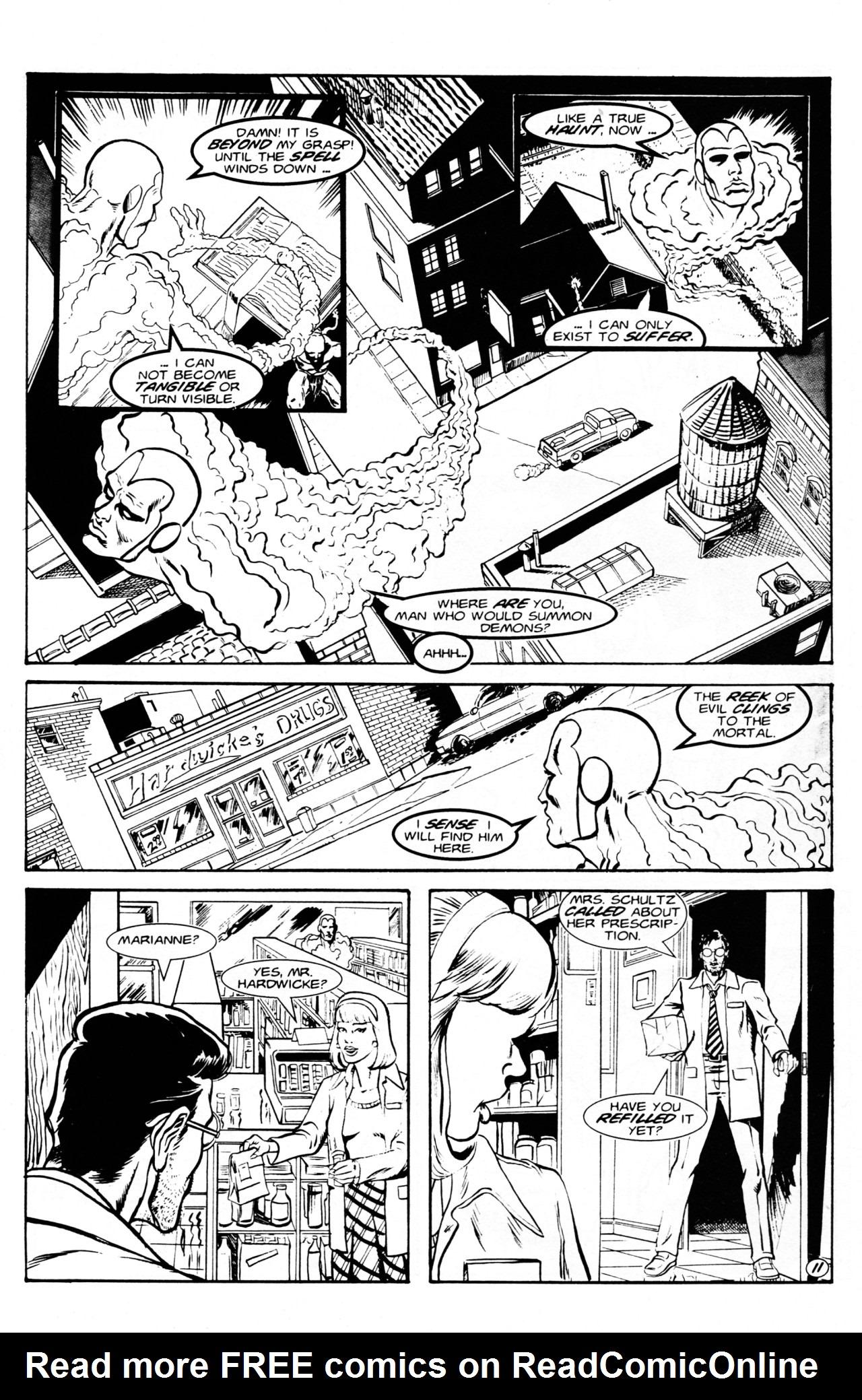 Read online Dr. Weird (1994) comic -  Issue #1 - 13