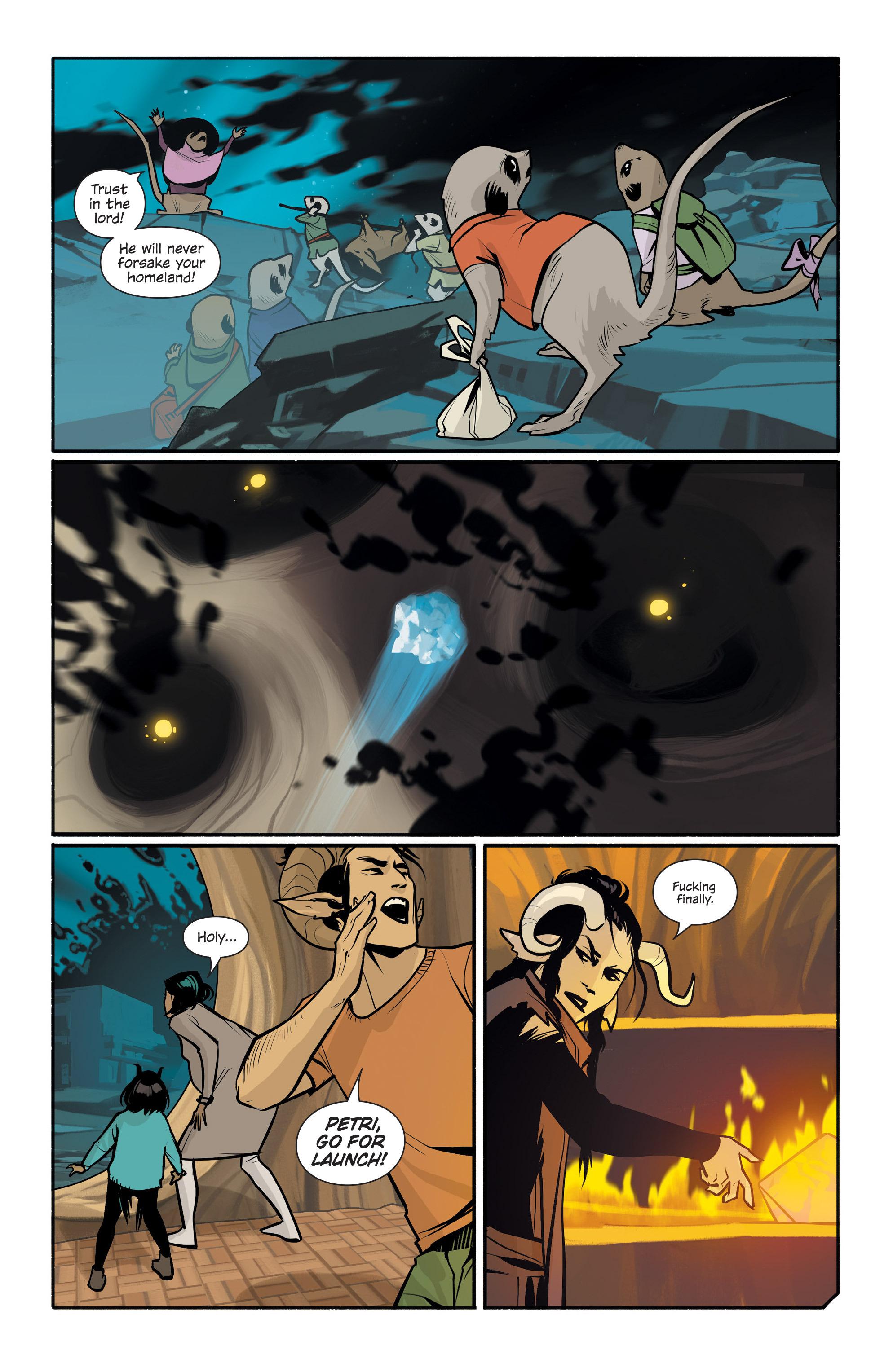Read online Saga comic -  Issue #42 - 18