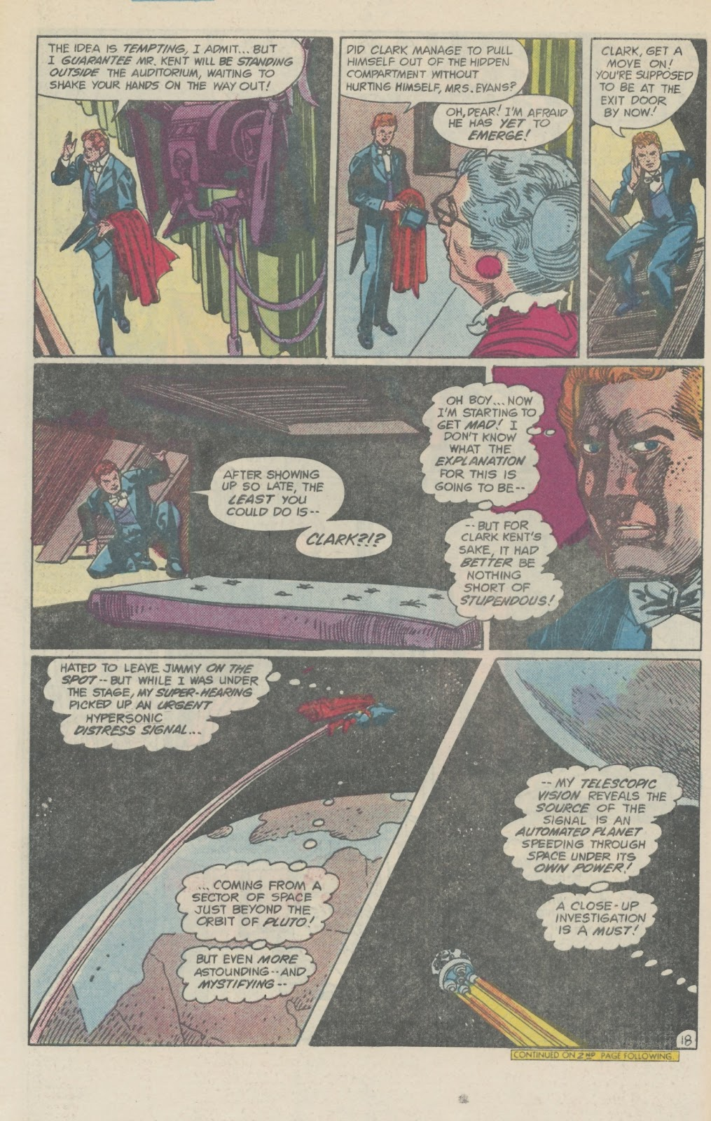 Read online Superman Special (1983) comic -  Issue #2 - 21