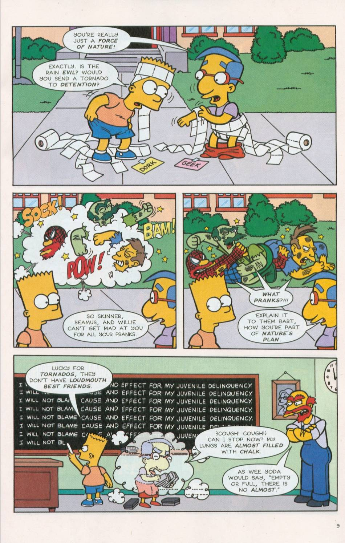 Read online Simpsons Comics comic -  Issue #75 - 10