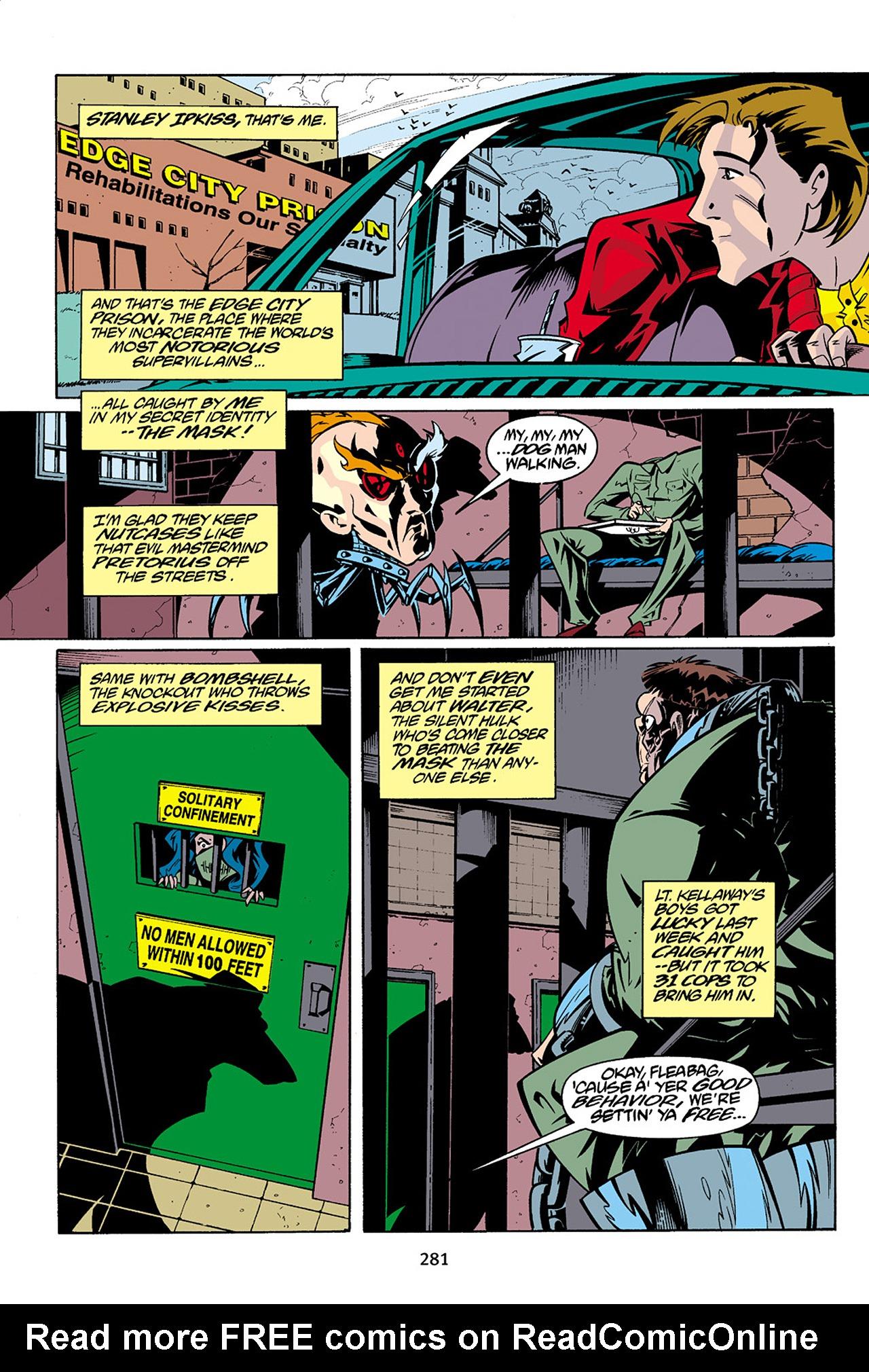 Read online Adventures Of The Mask Omnibus comic -  Issue #Adventures Of The Mask Omnibus Full - 280