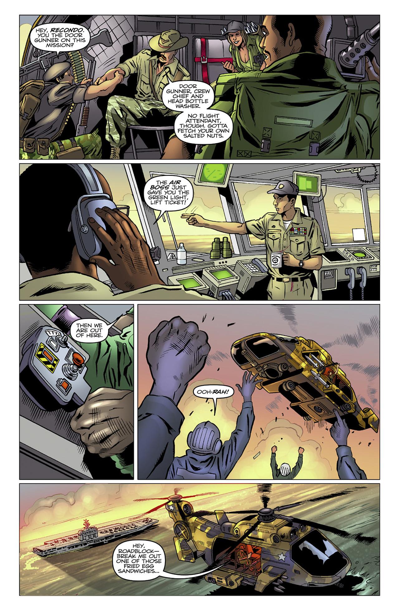 G.I. Joe: A Real American Hero 170 Page 8