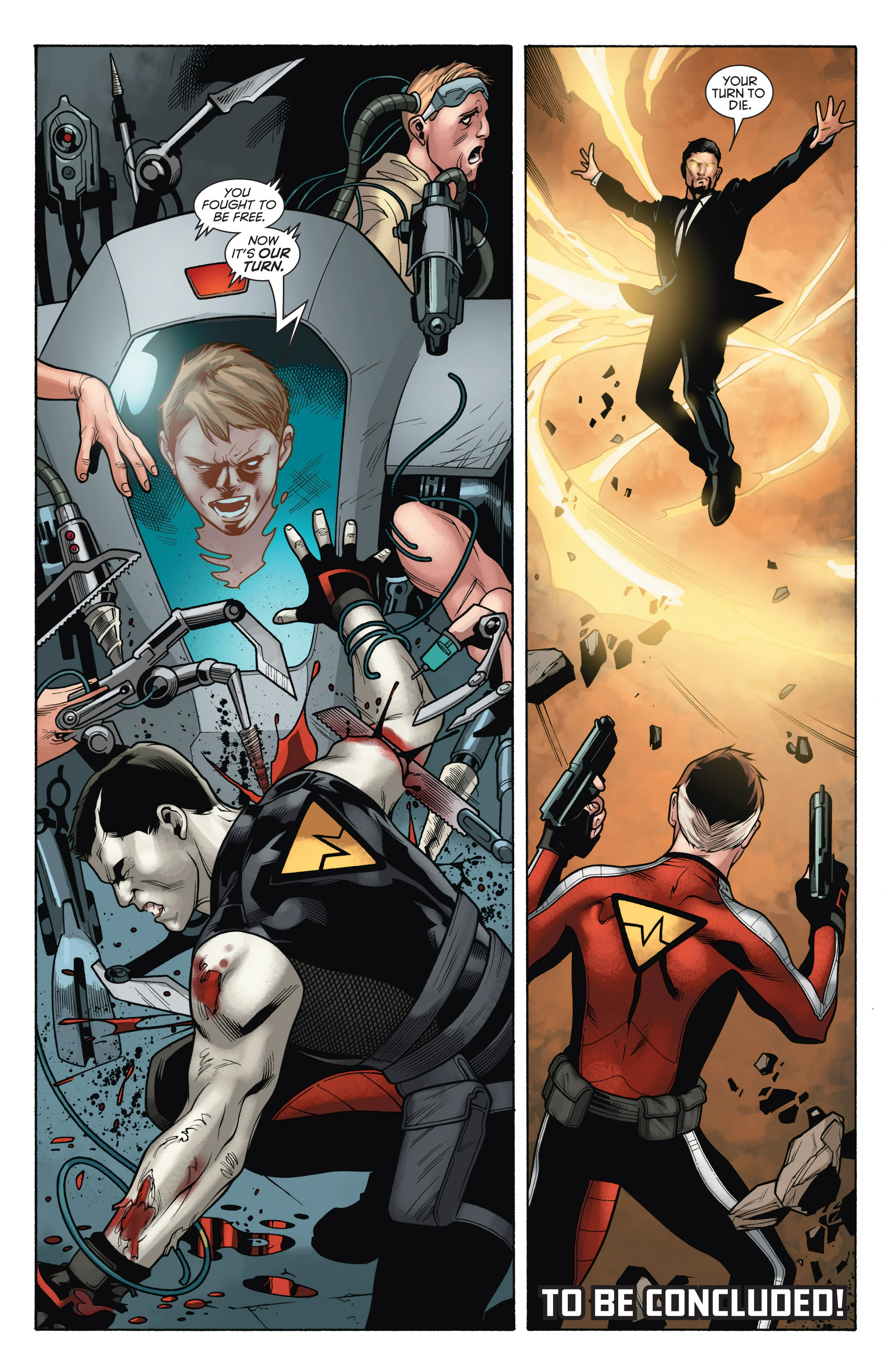Read online Bloodshot and H.A.R.D.Corps comic -  Issue # TPB 4 - 75