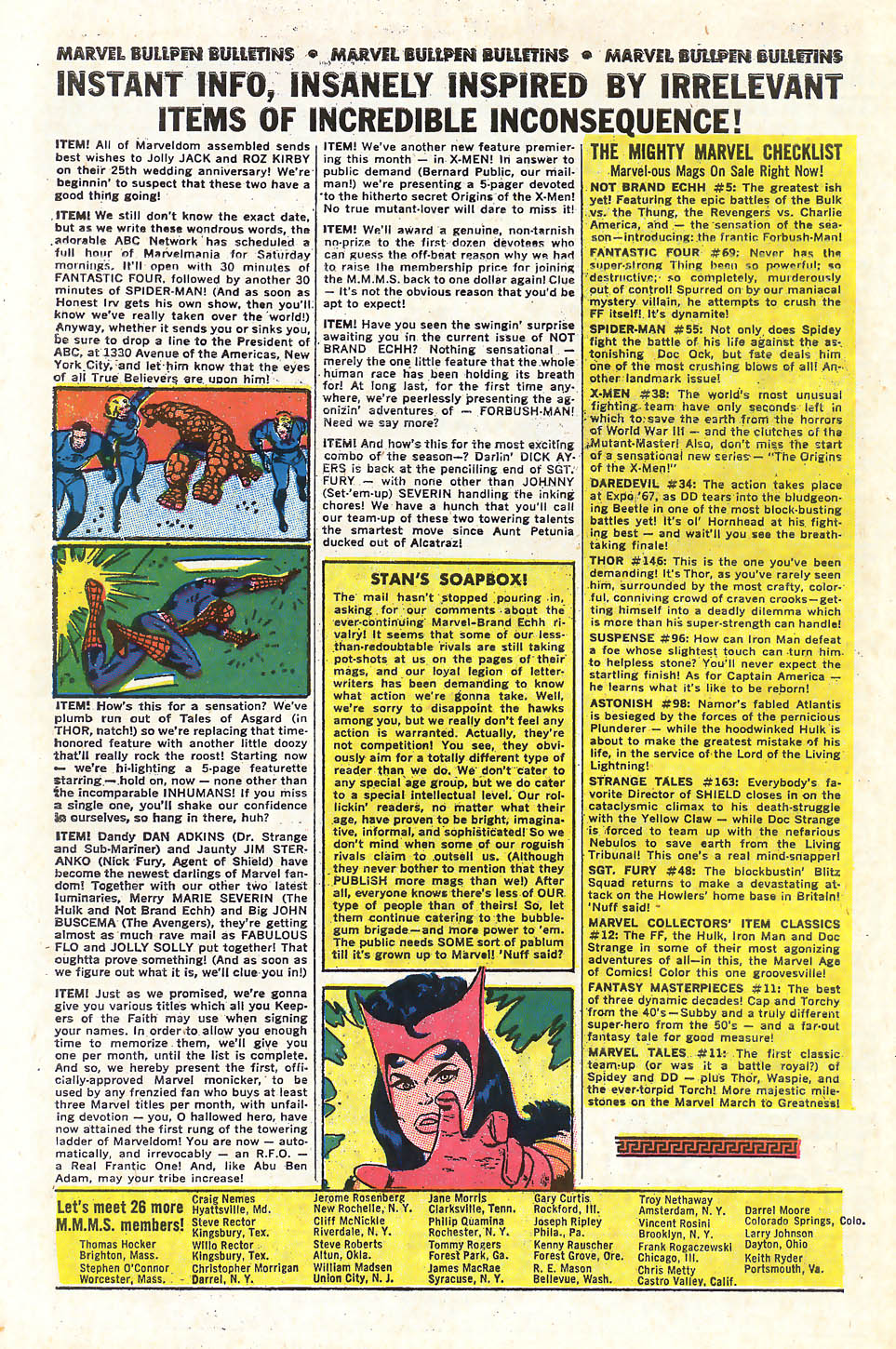The Avengers (1963) 46 Page 21