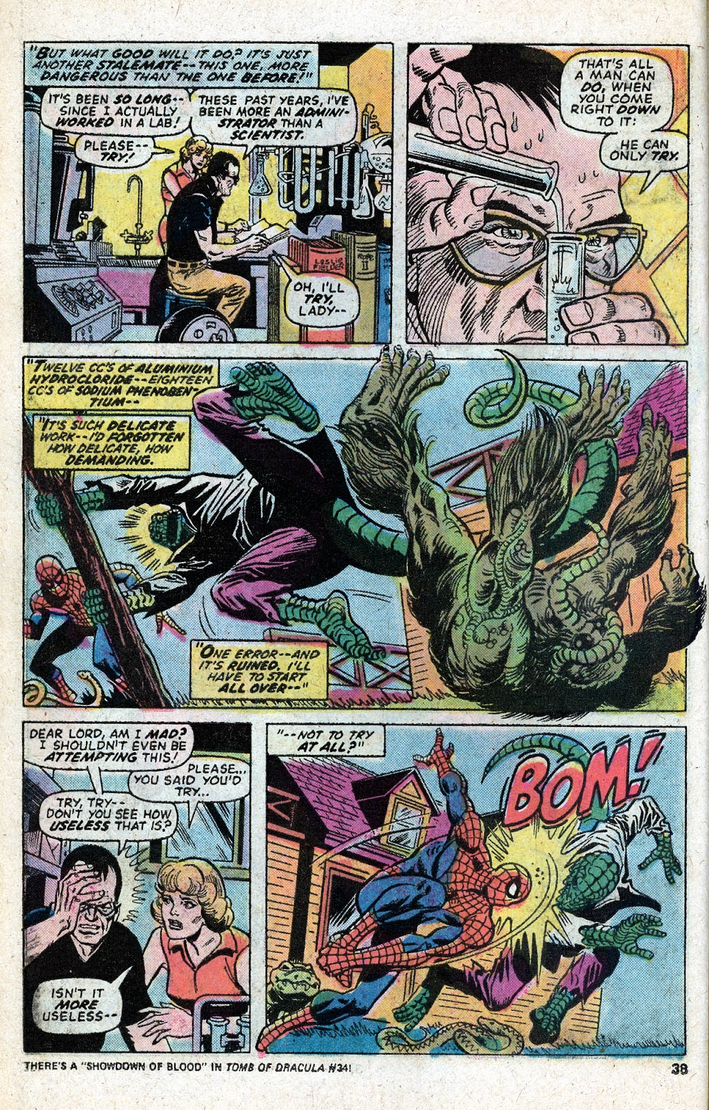 Giant-Size Spider-Man (1974) issue 5 - Page 40