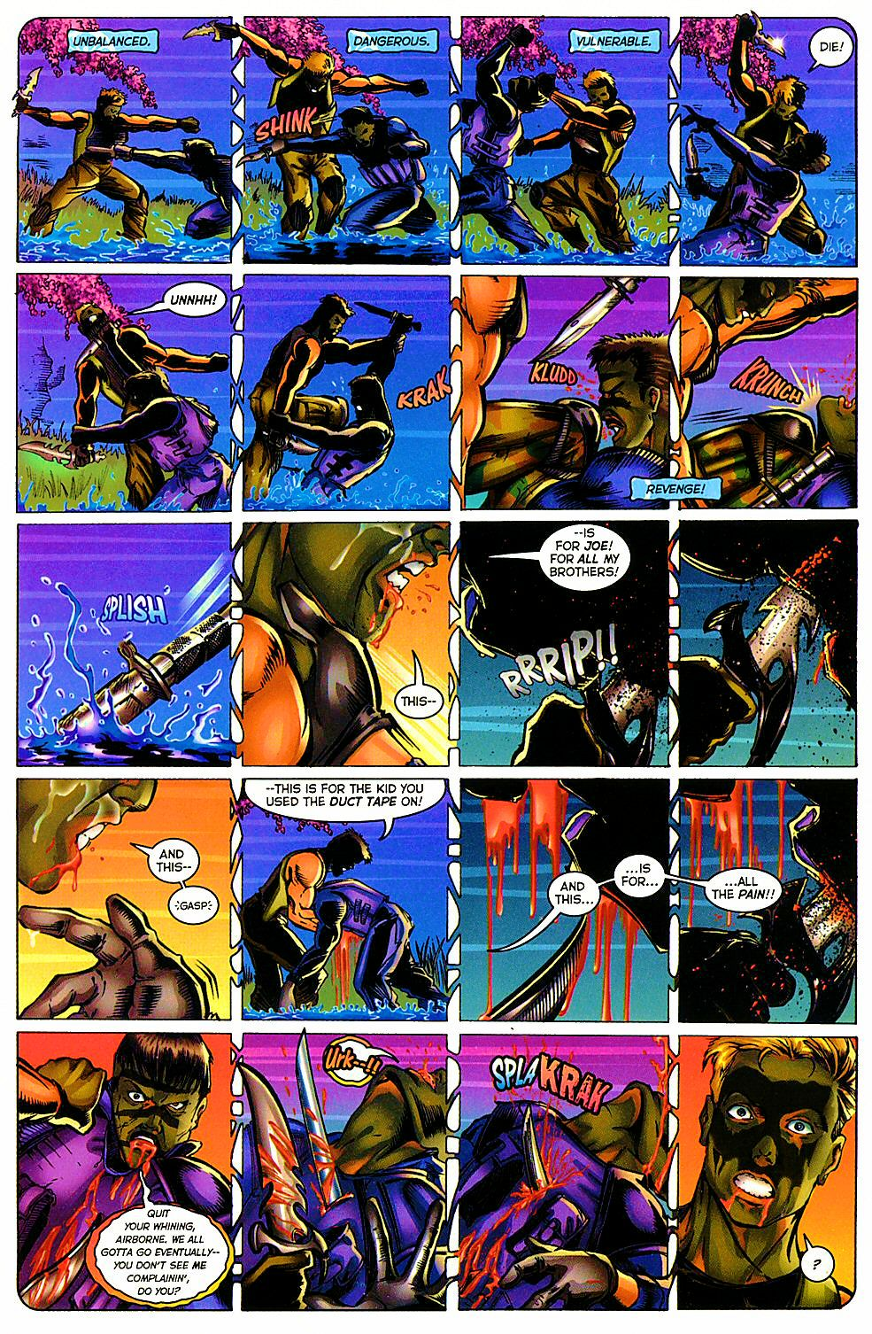 Shi: The Way of the Warrior Issue #11 #11 - English 20