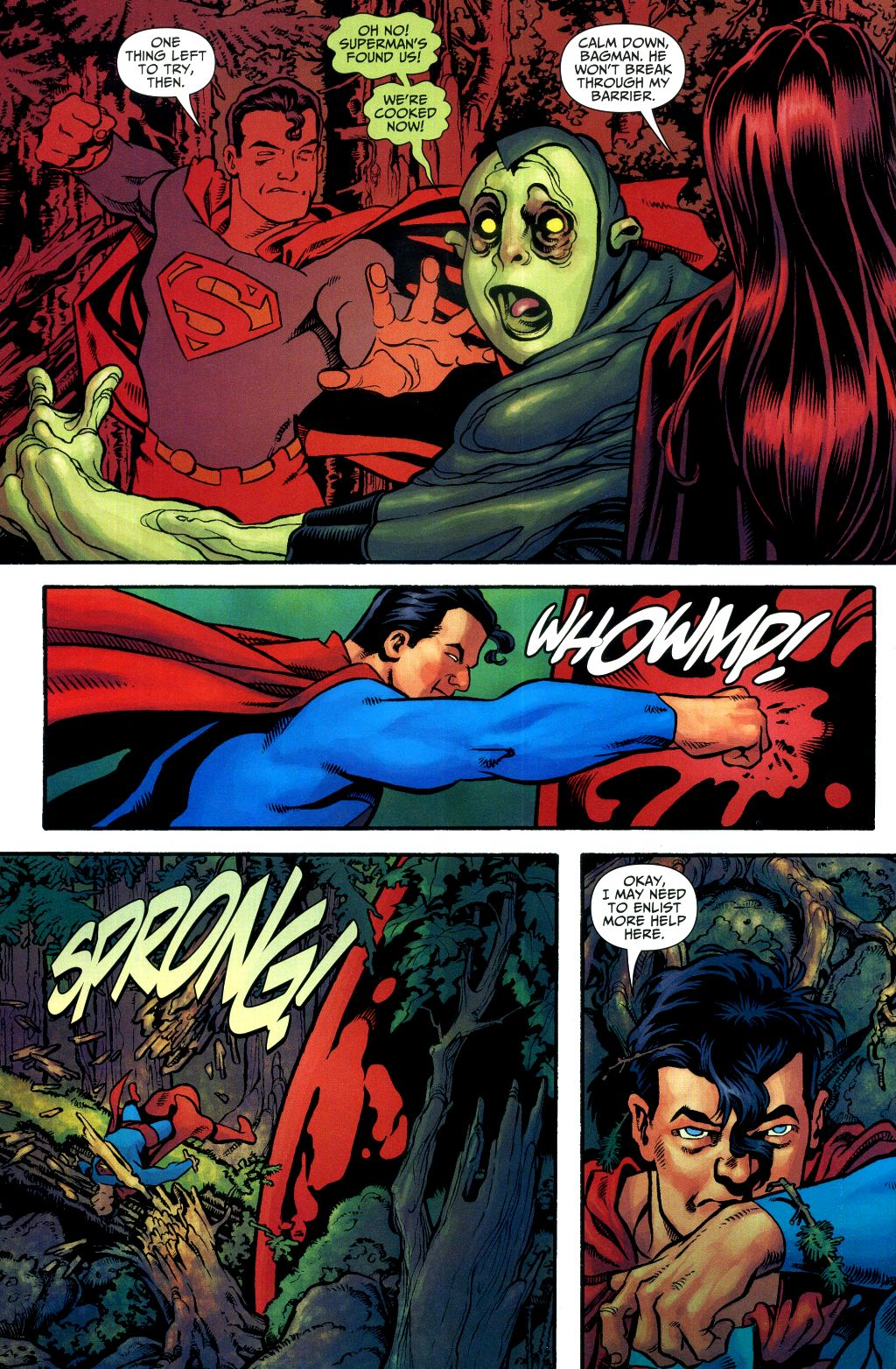 Read online Shadowpact comic -  Issue #1 - 4