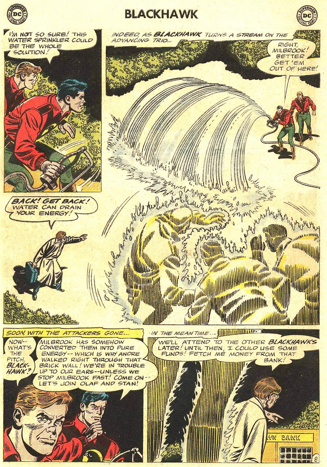 Blackhawk (1957) Issue #201 #94 - English 11