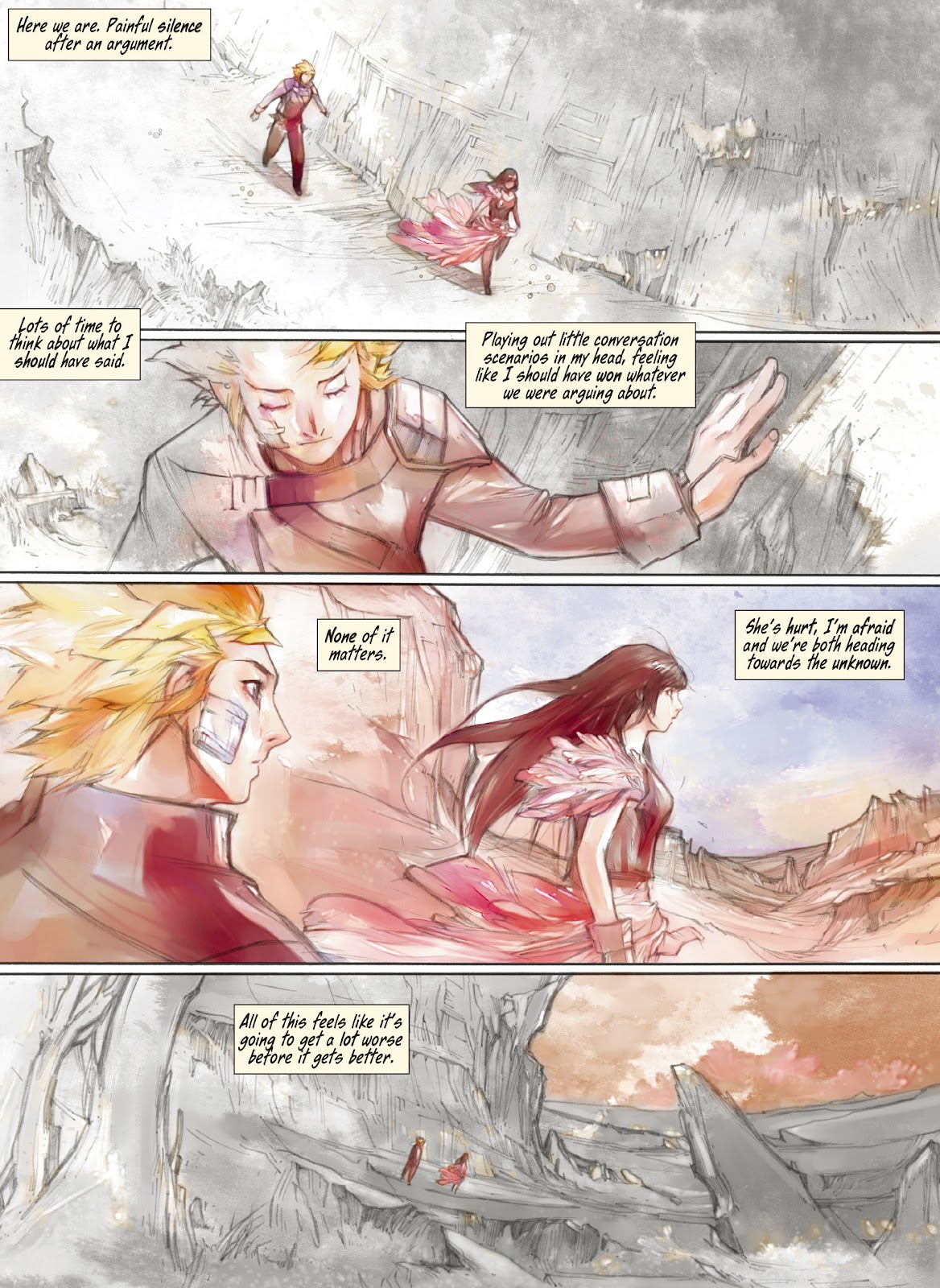 Read online Makeshift Miracle: The Girl From Nowhere comic -  Issue #10 - 15