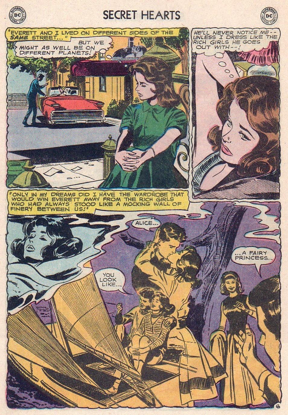 Read online Secret Hearts comic -  Issue #102 - 24