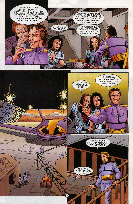 Read online Star Trek: Deep Space Nine - Lightstorm comic -  Issue # Full - 24
