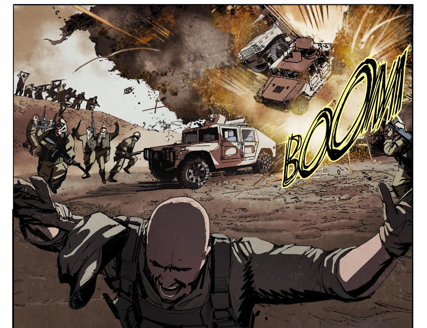 Read online Arrow [II] comic -  Issue #4 - 9
