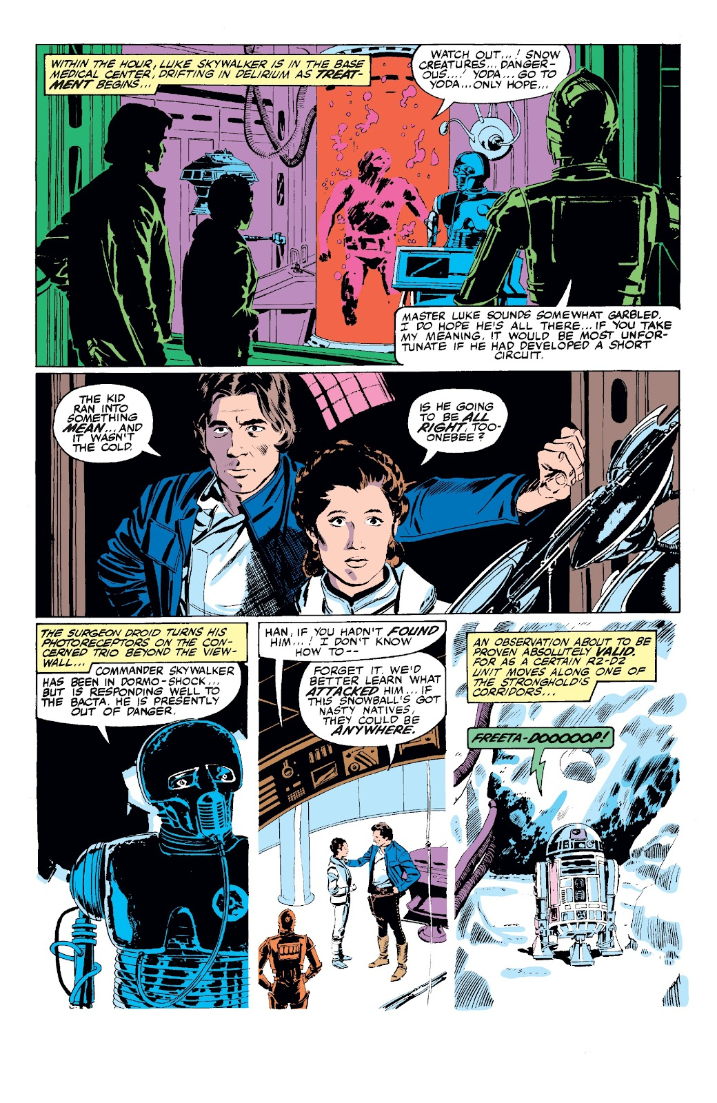 Read online Star Wars Legends: The Original Marvel Years - Epic Collection comic -  Issue # TPB 3 (Part 1) - 19