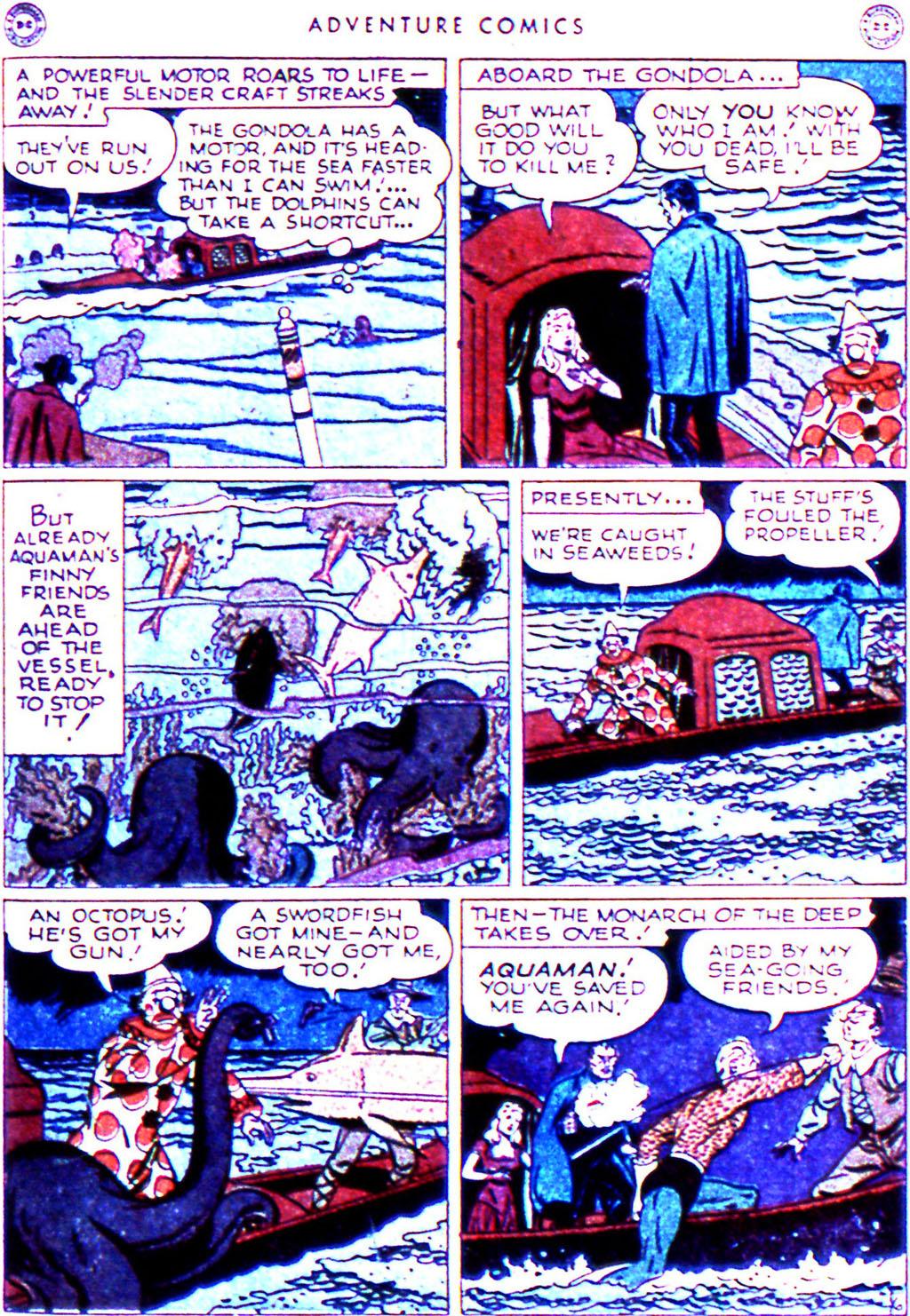 Read online Adventure Comics (1938) comic -  Issue #123 - 33