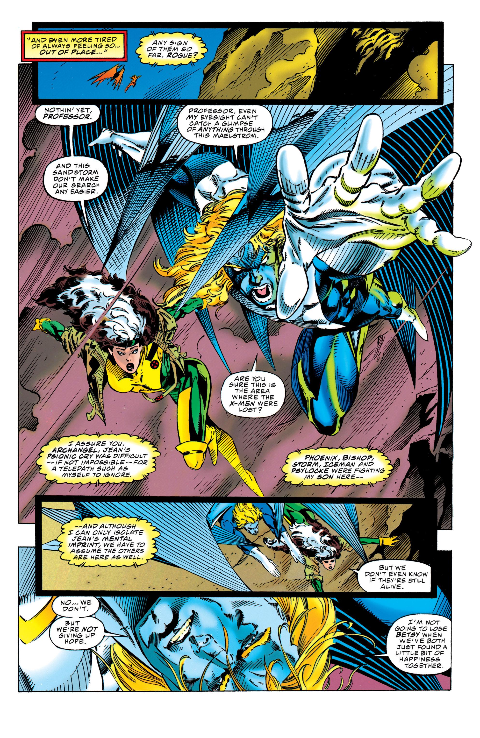 X-Men (1991) 40 Page 4