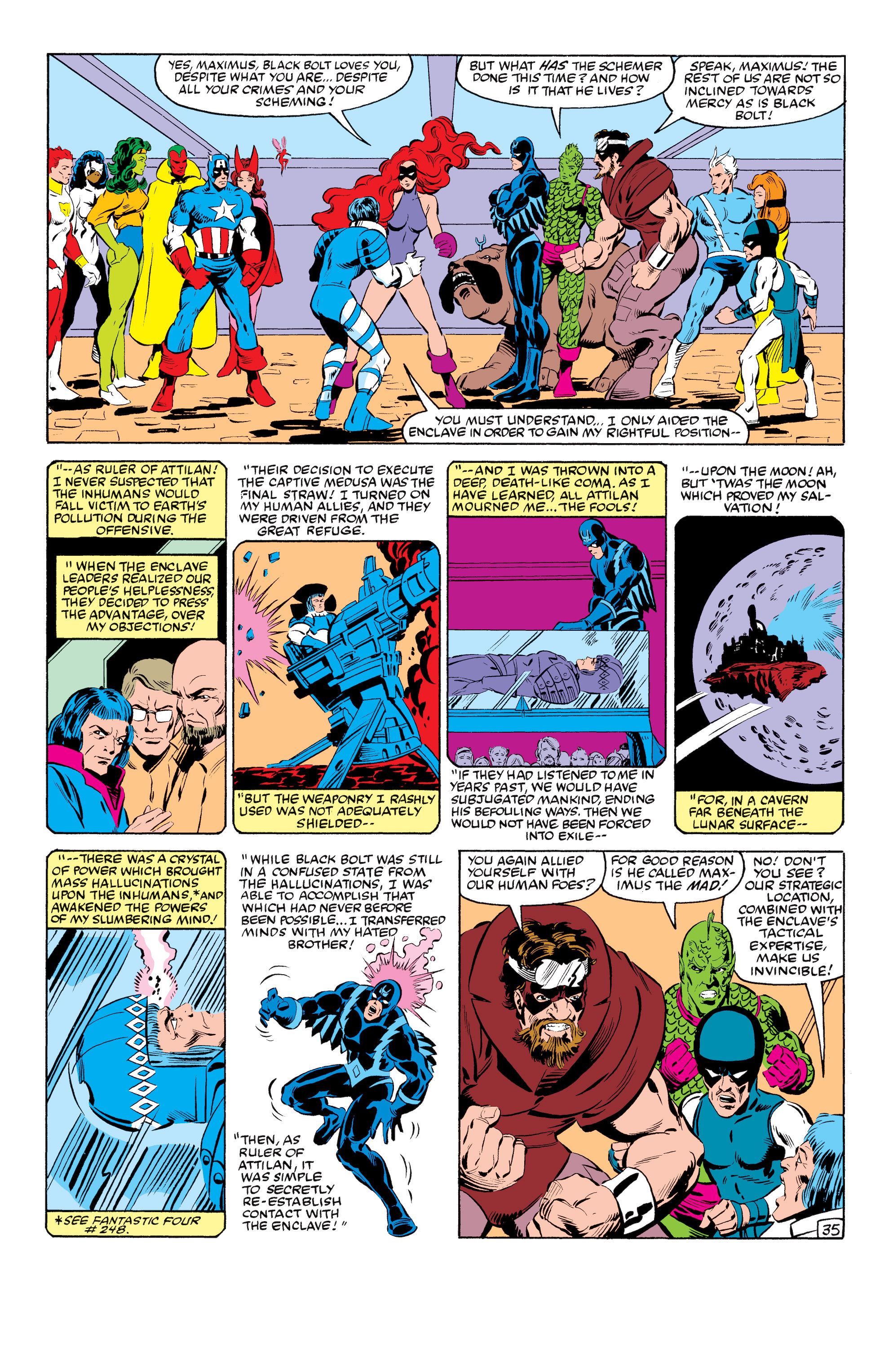 The Avengers (1963) _Annual_12 Page 34