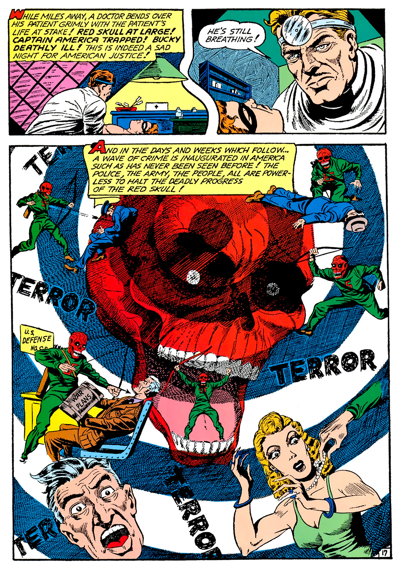 Captain America (1968) 600 Page 83