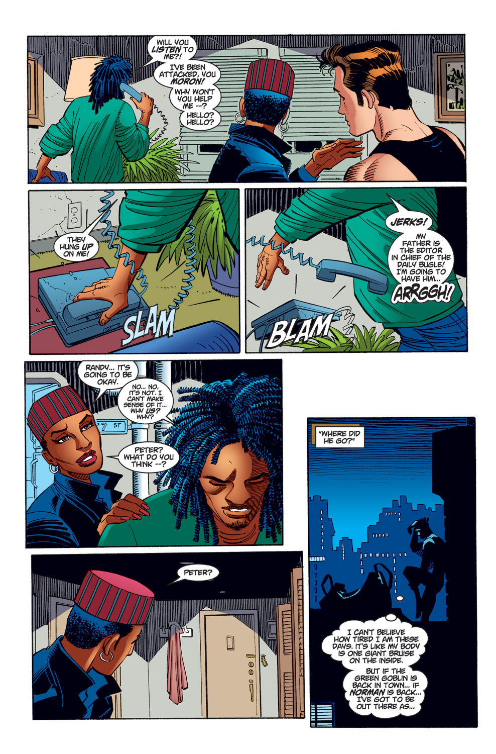 The Amazing Spider-Man (1999) 25 Page 10