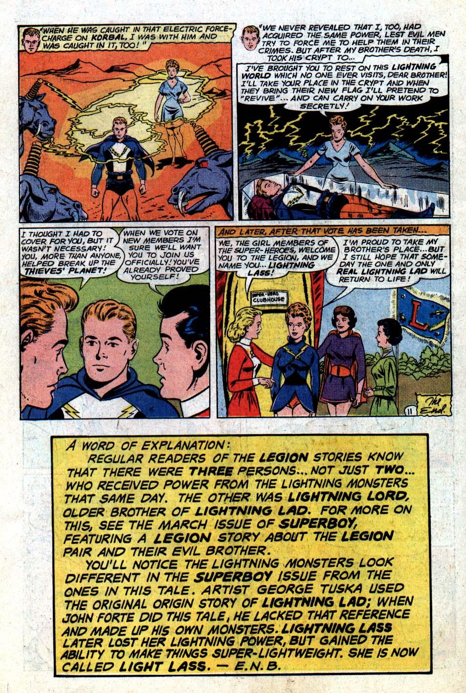 Read online Adventure Comics (1938) comic -  Issue #403 - 42