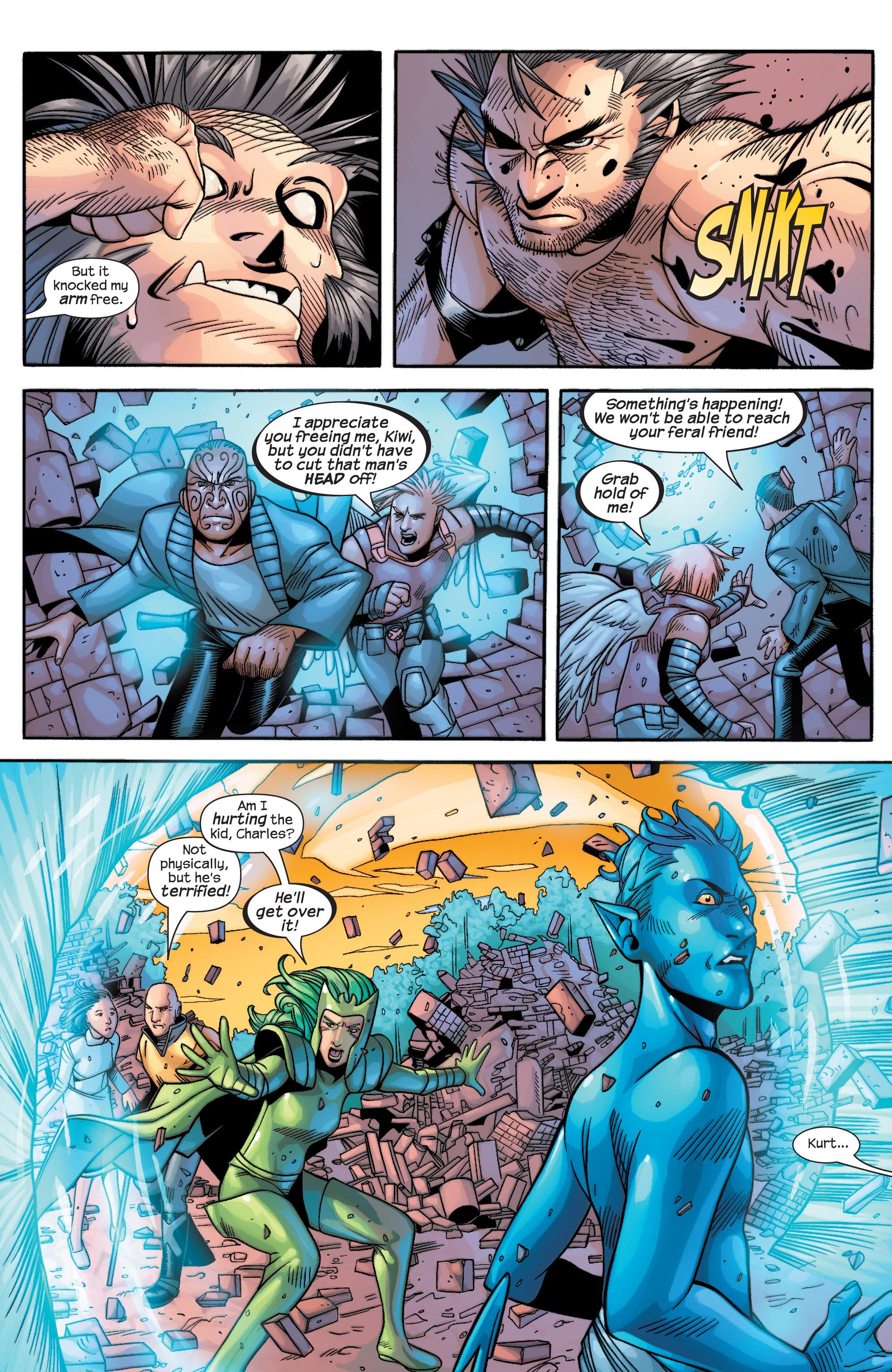 Read online Uncanny X-Men (1963) comic -  Issue #434 - 20