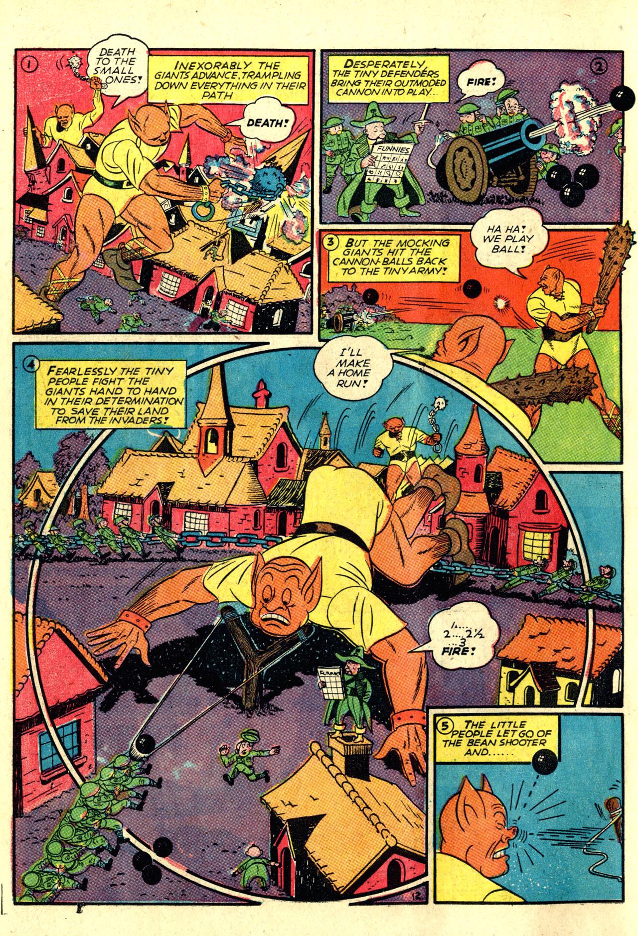 Read online Detective Comics (1937) comic -  Issue #44 - 14