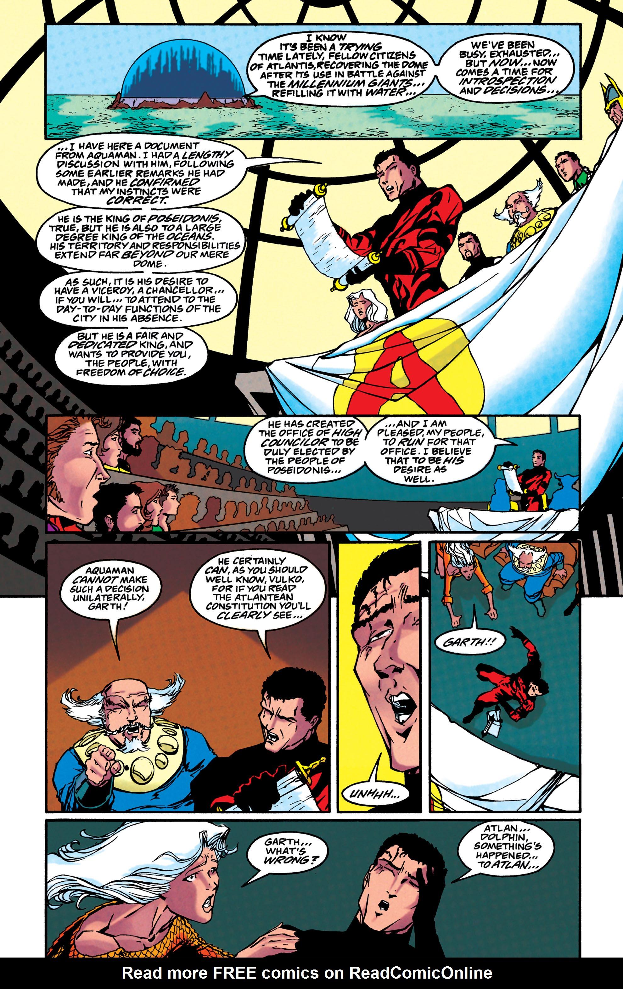 Read online Aquaman (1994) comic -  Issue #45 - 4