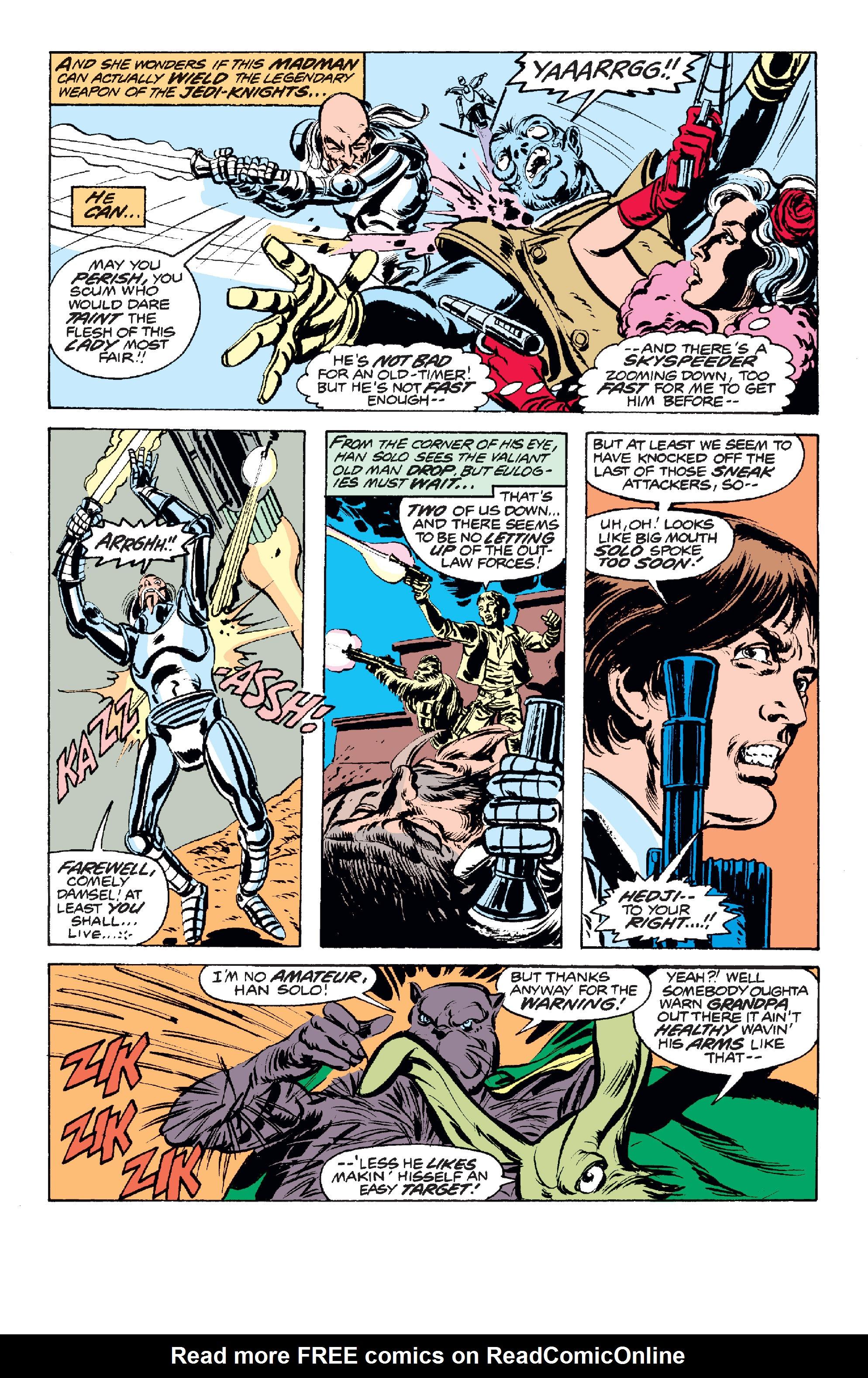 Read online Star Wars Omnibus comic -  Issue # Vol. 13 - 167