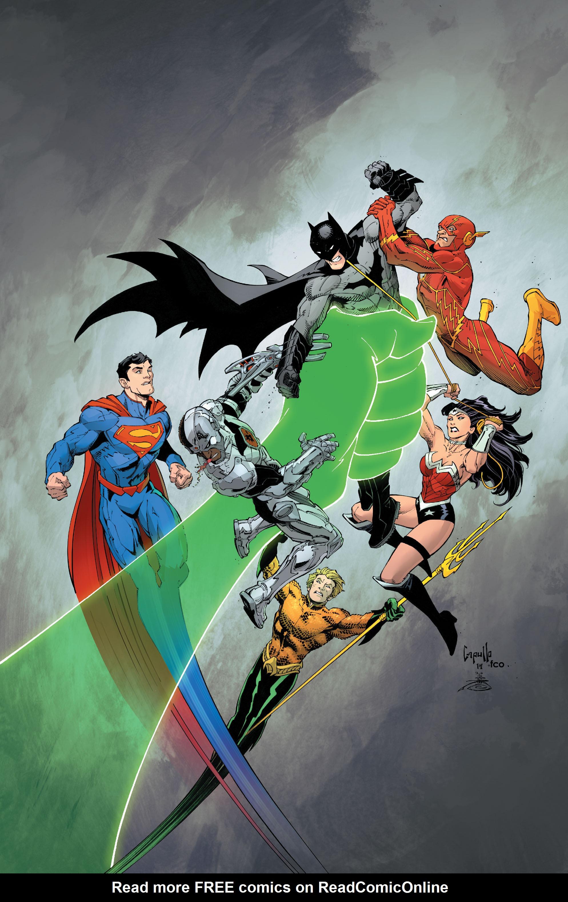 Read online Batman (2011) comic -  Issue # _TPB 7 - 5