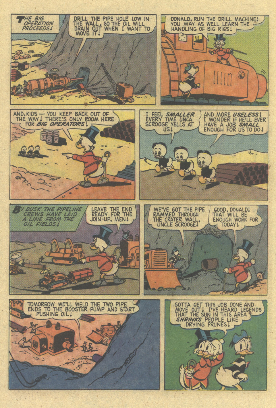 Read online Uncle Scrooge (1953) comic -  Issue #146 - 6