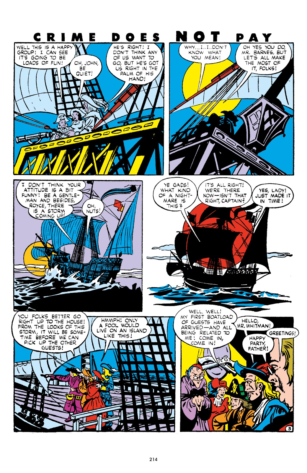 Read online Crime Does Not Pay Archives comic -  Issue # TPB 5 (Part 3) - 14